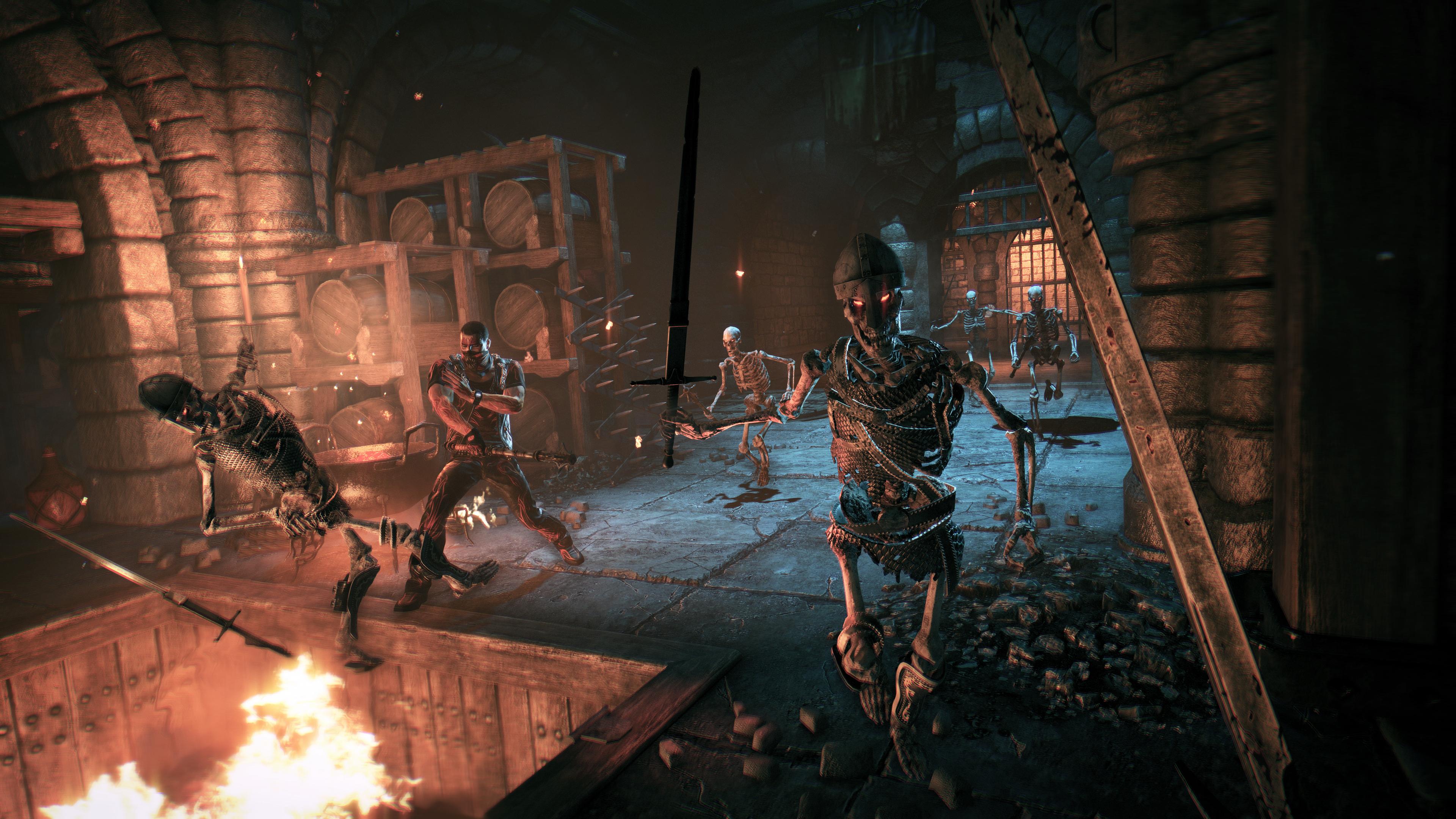 Скриншот №4 к Dying Light Anniversary Edition