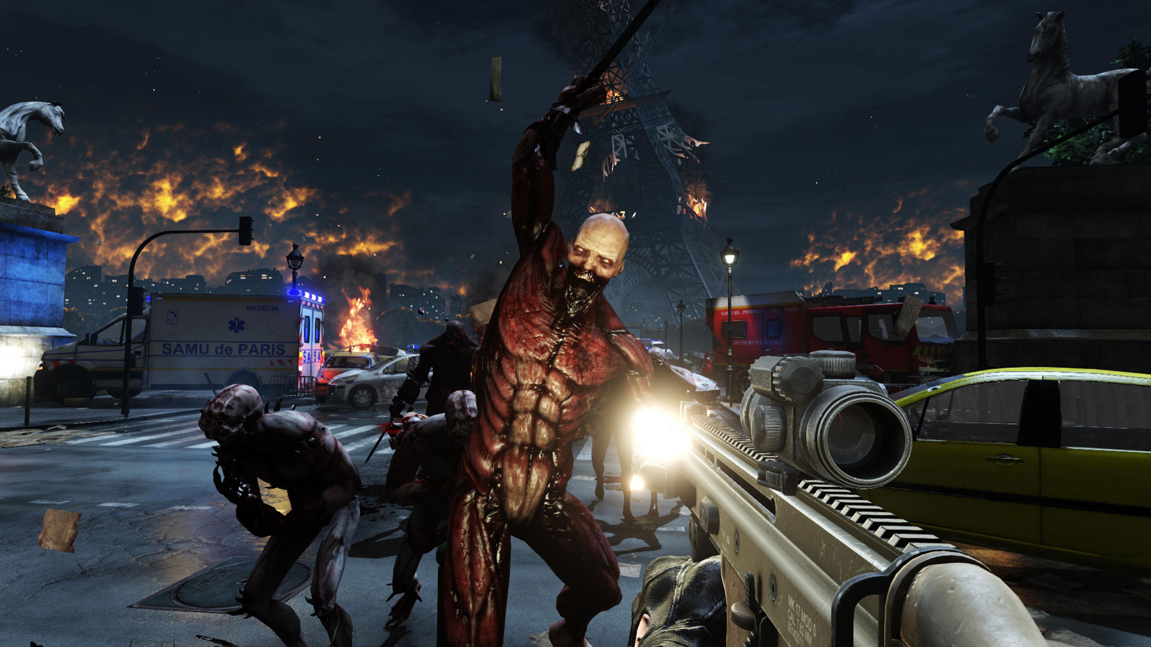 Скриншот №1 к Killing Floor 2