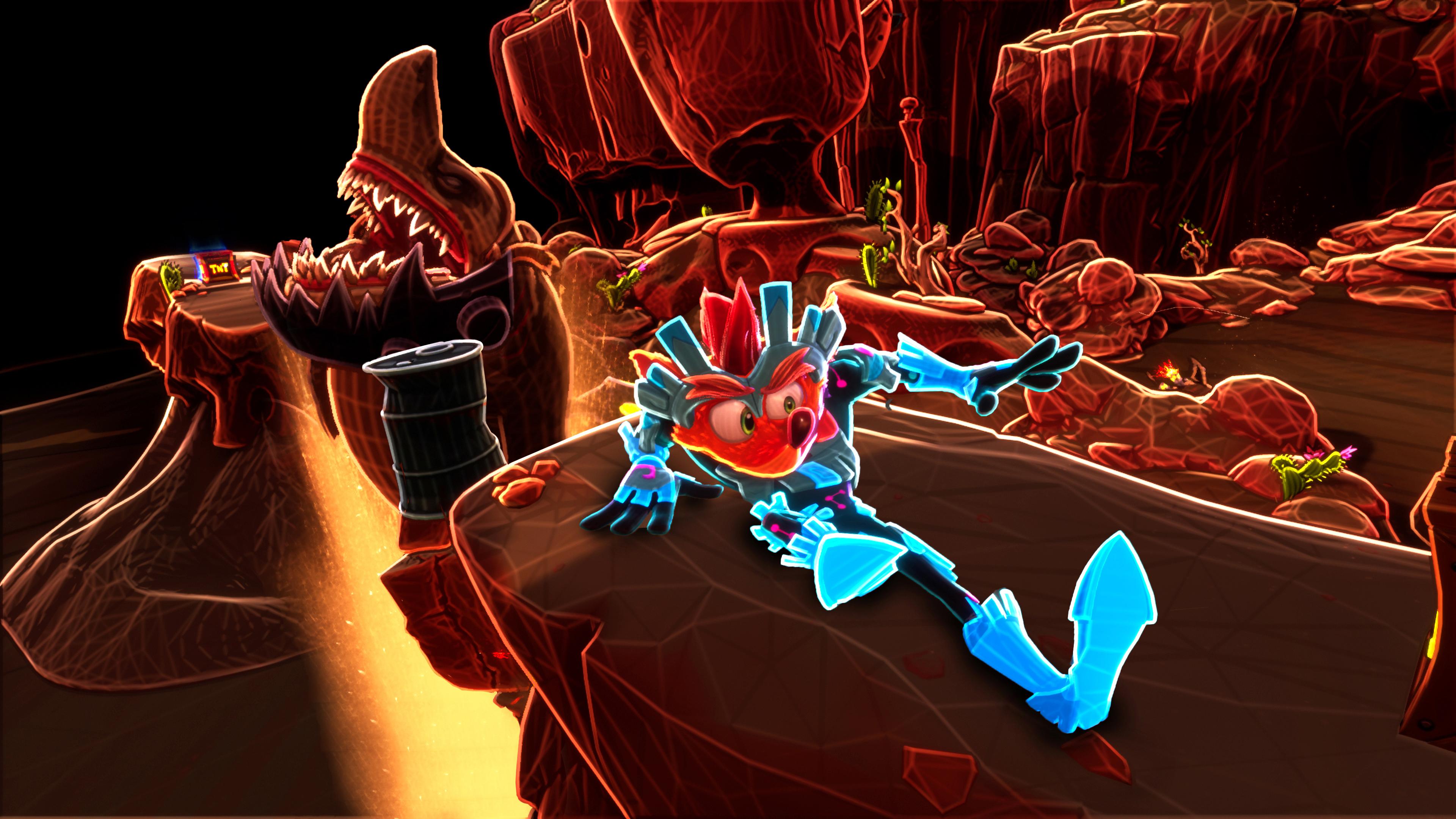 Скриншот №9 к Crash Bandicoot 4 Это вопрос времени