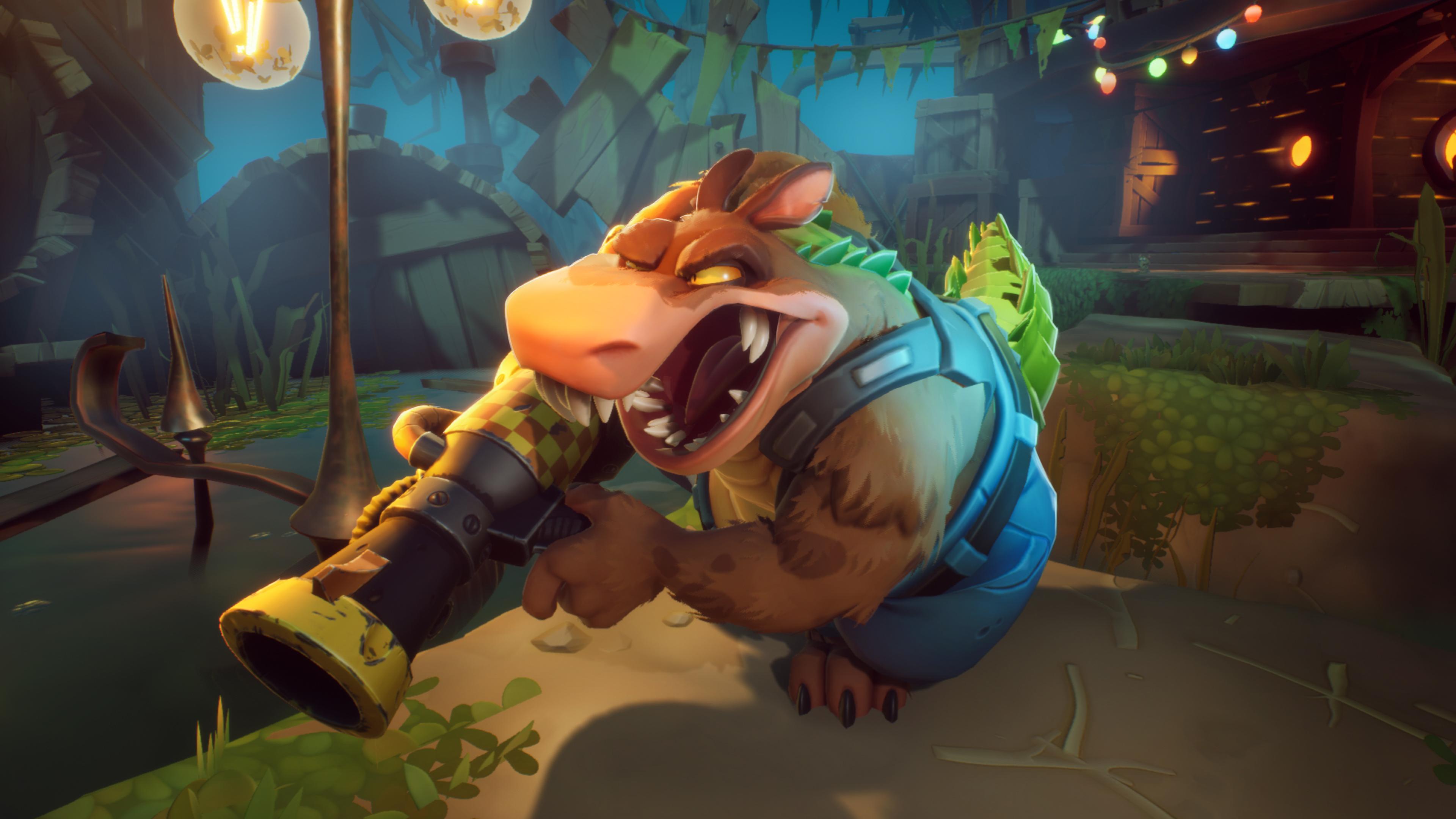 Скриншот №8 к Crash Bandicoot 4 Это вопрос времени