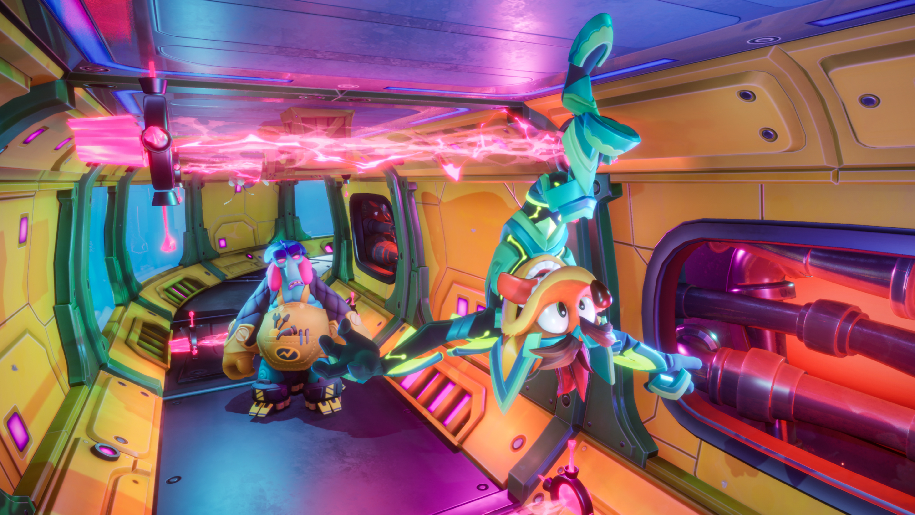 Скриншот №3 к Crash Bandicoot 4 Это вопрос времени