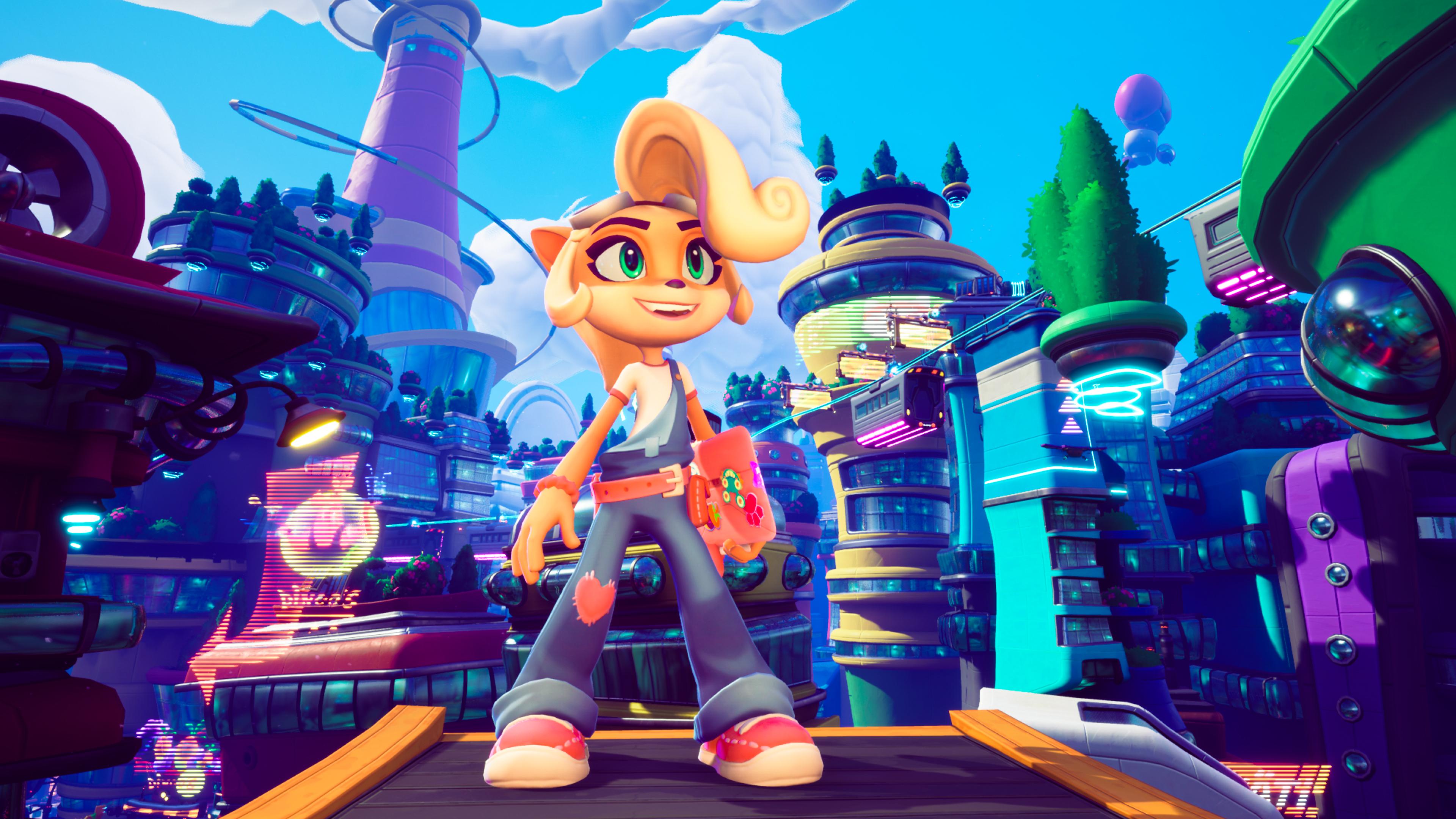 Скриншот №5 к Crash Bandicoot 4 Это вопрос времени