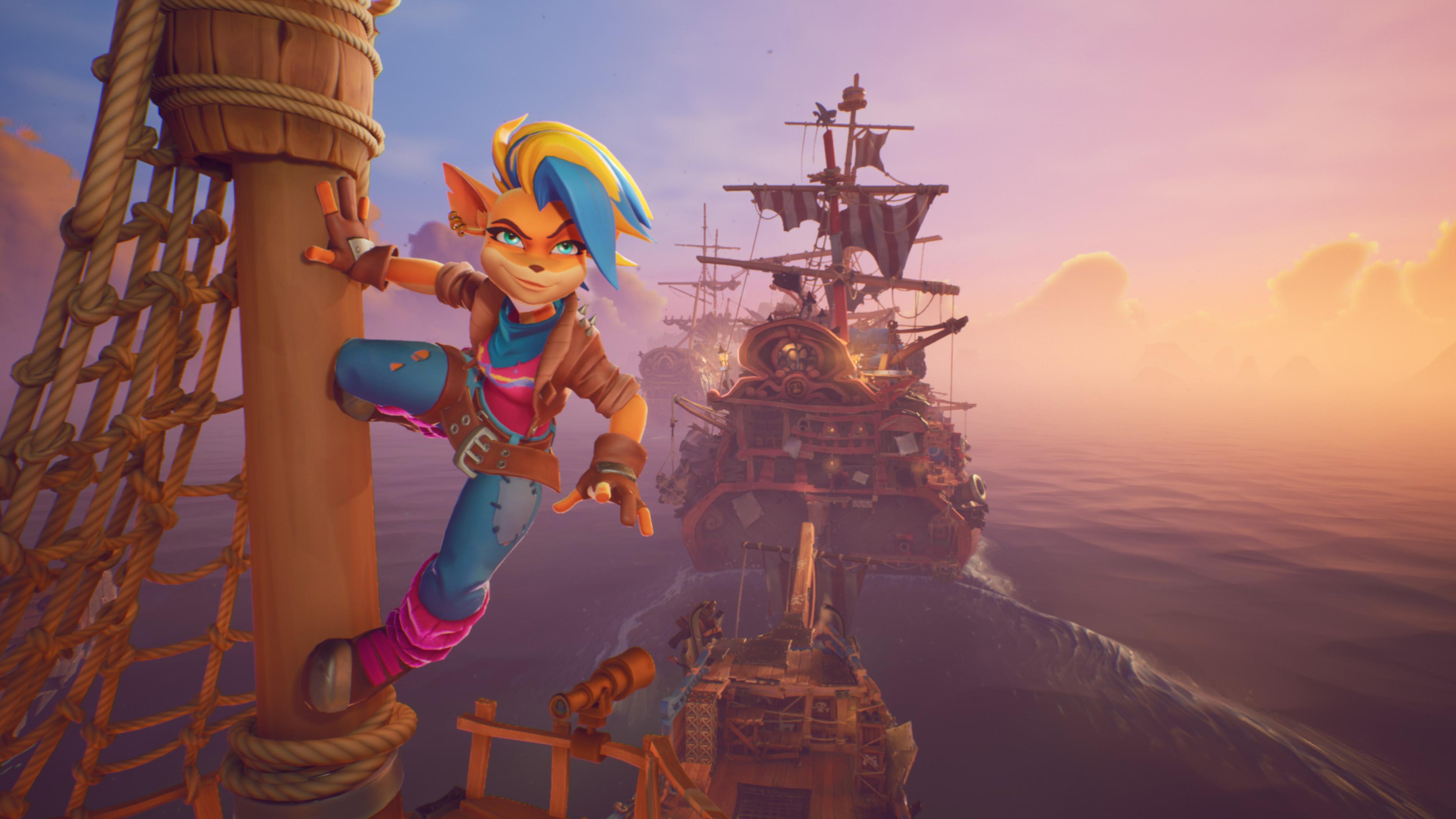 Скриншот №10 к Crash Bandicoot 4 Это вопрос времени