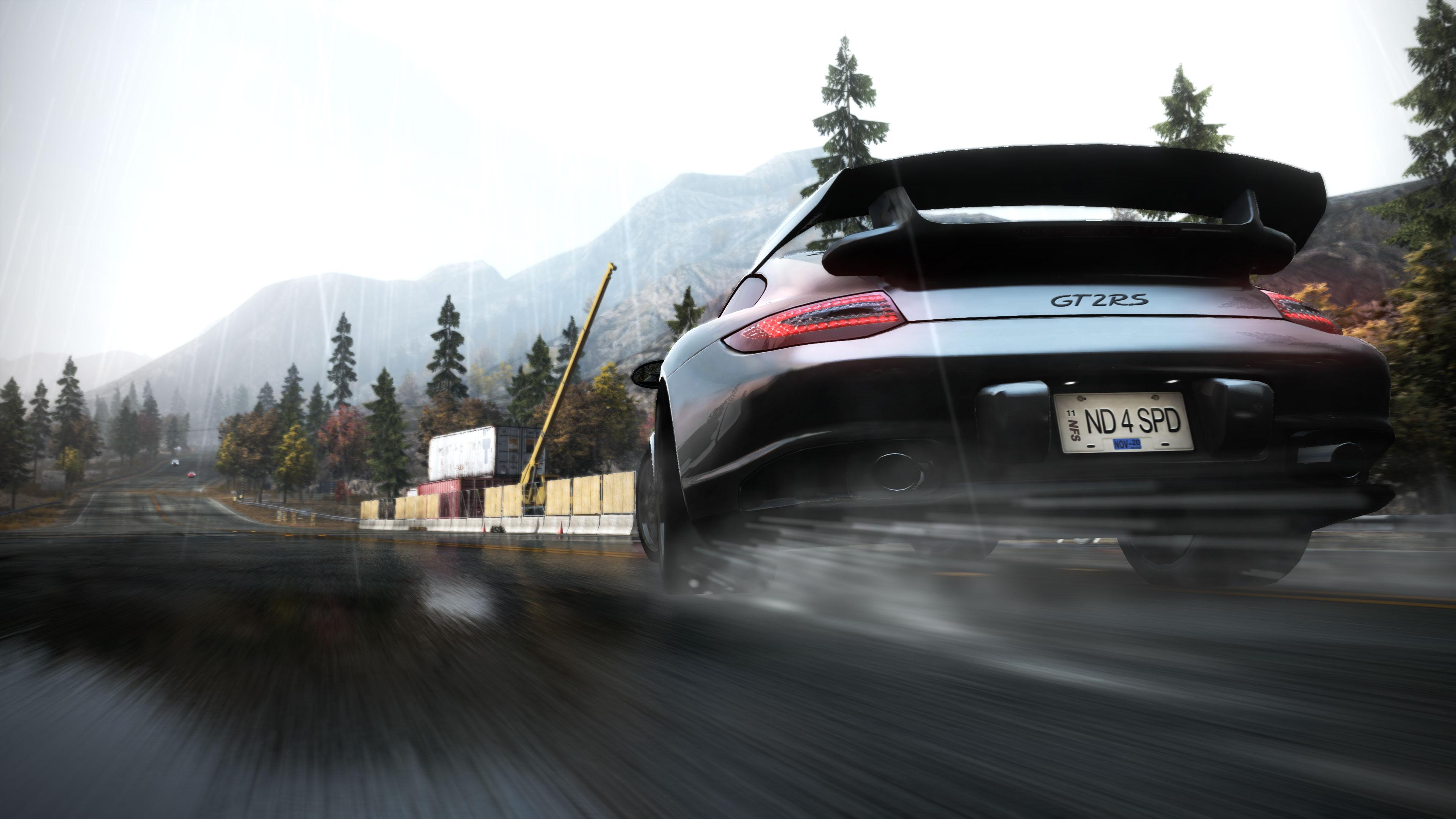 Скриншот №1 к Need for Speed Hot Pursuit Remastered