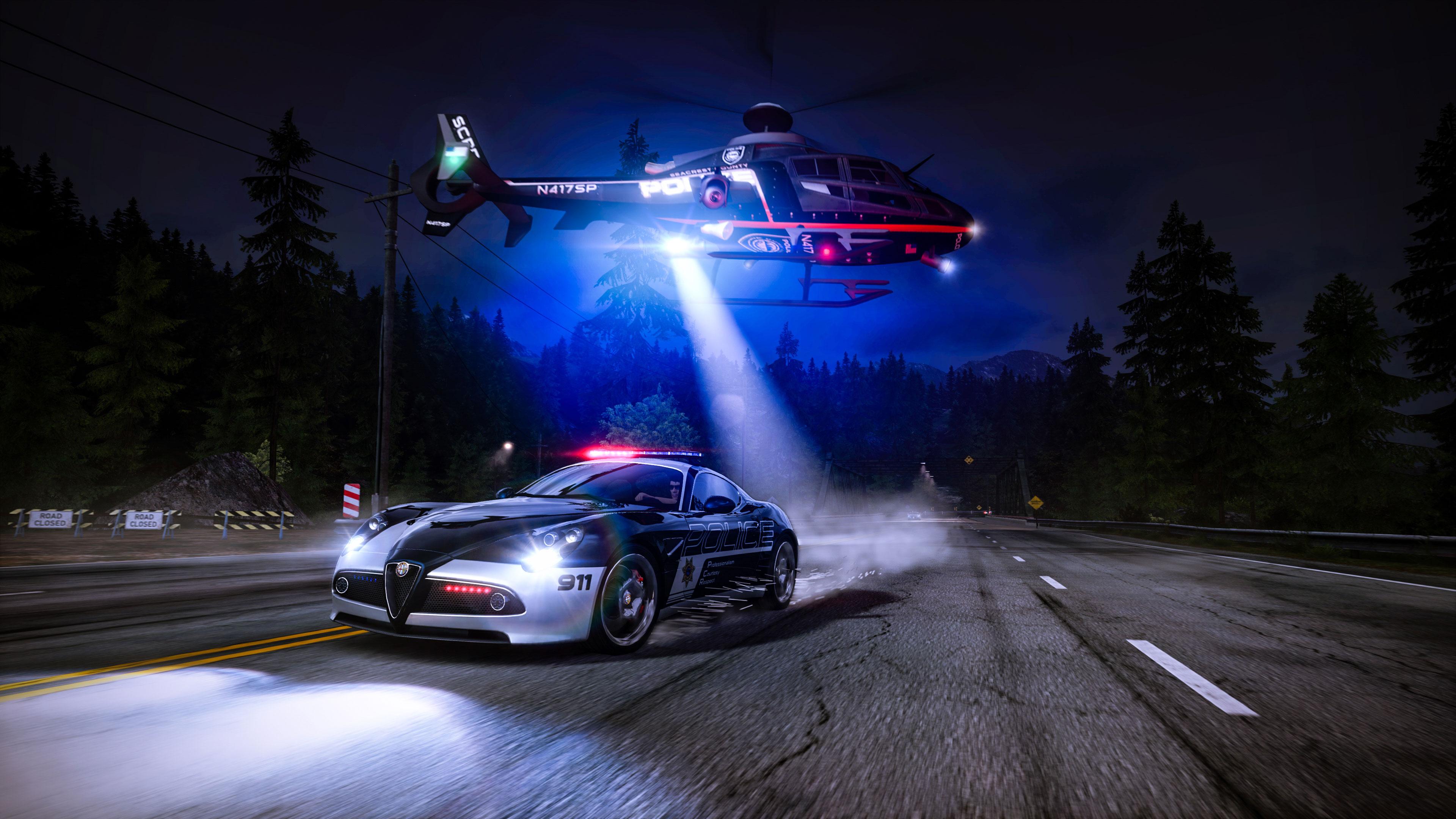 Скриншот №2 к Need for Speed Hot Pursuit Remastered