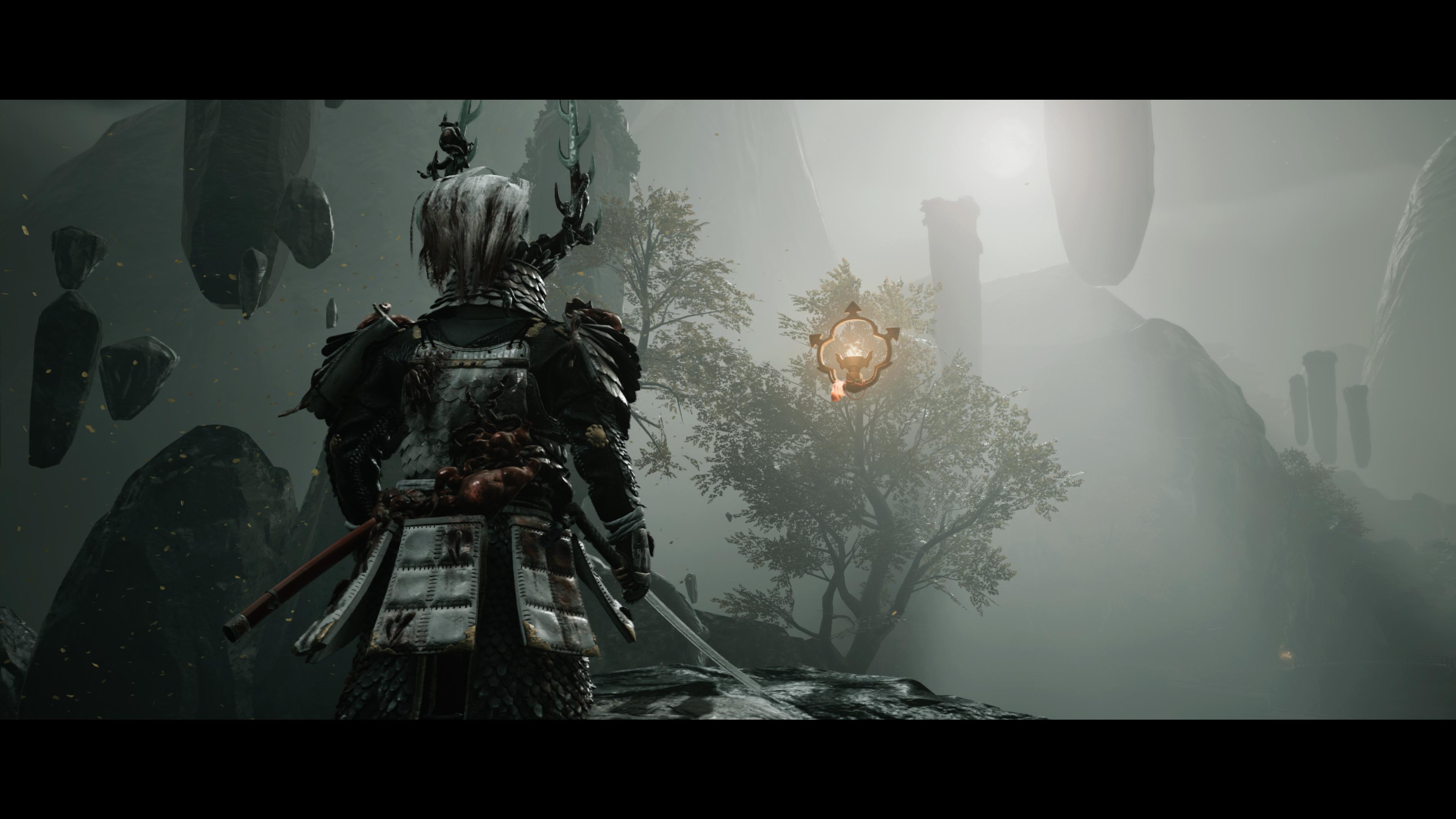 Скриншот №1 к Режим «Призрак Цусимы Легенды» разблокировать