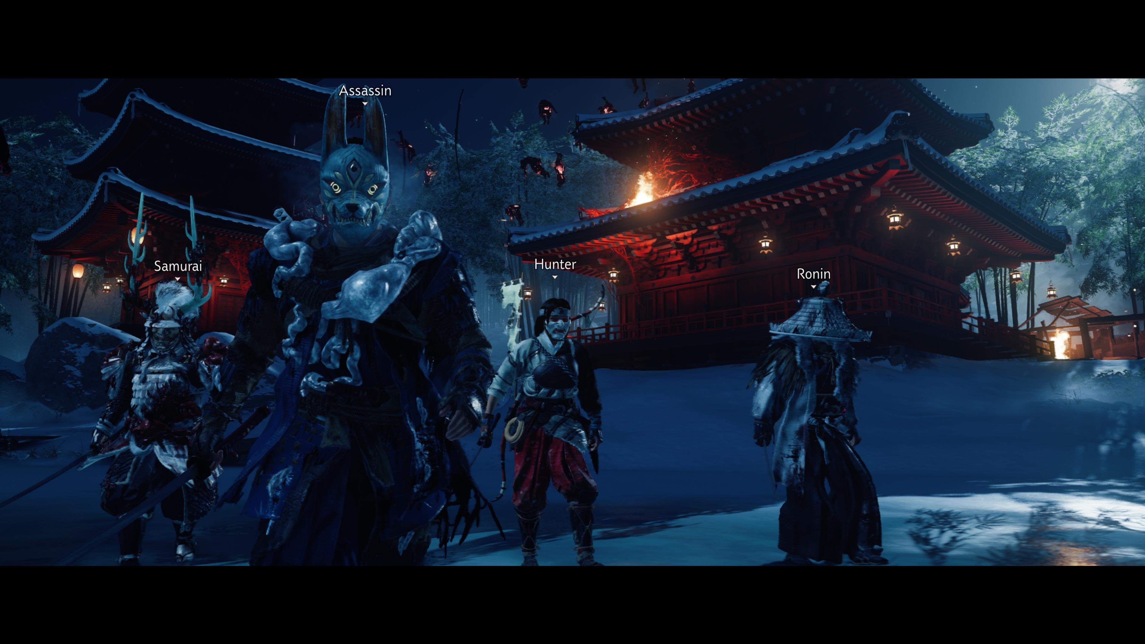 Скриншот №2 к Режим «Призрак Цусимы Легенды» разблокировать
