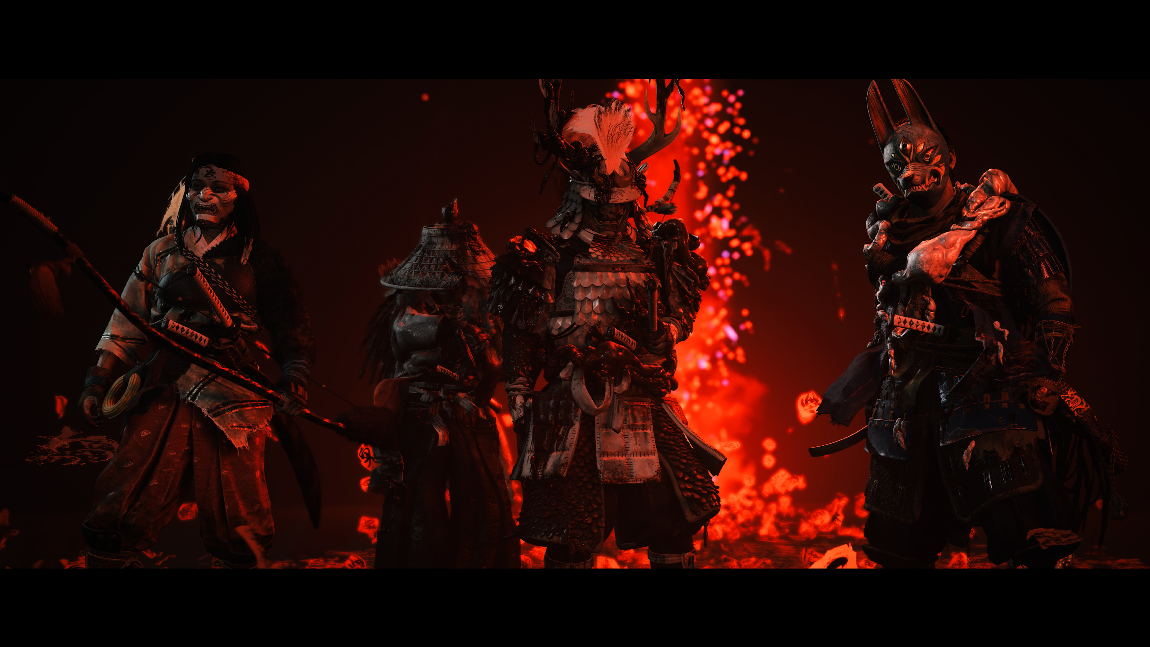 Скриншот №6 к Режим «Призрак Цусимы Легенды» разблокировать