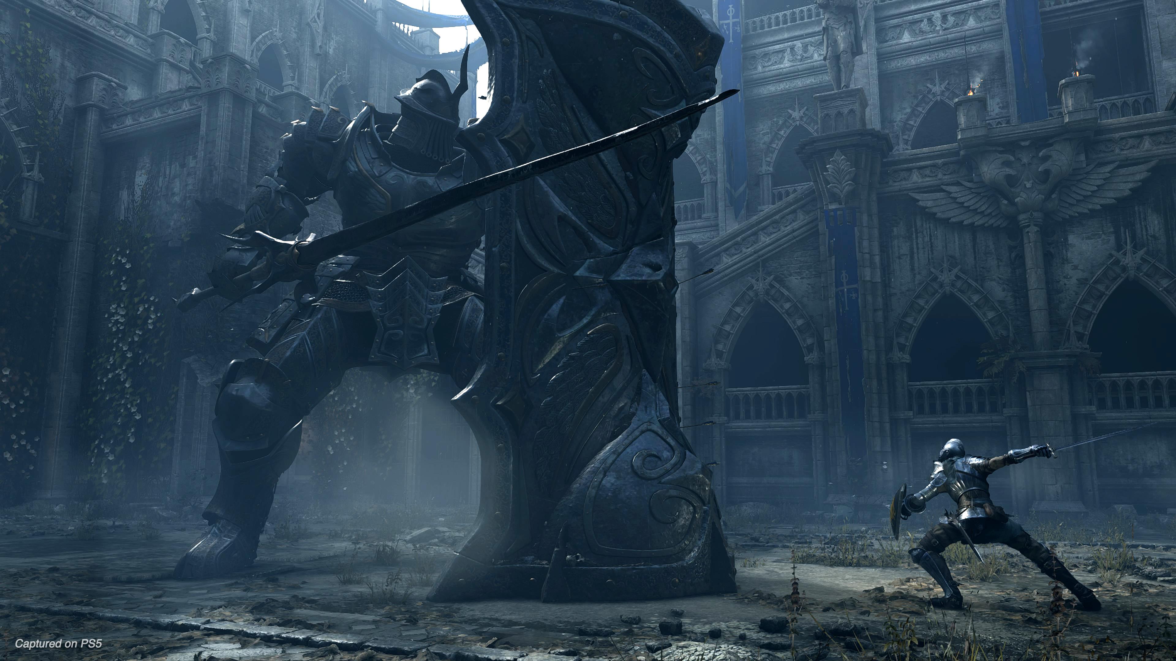 Скриншот №2 к Demons Souls