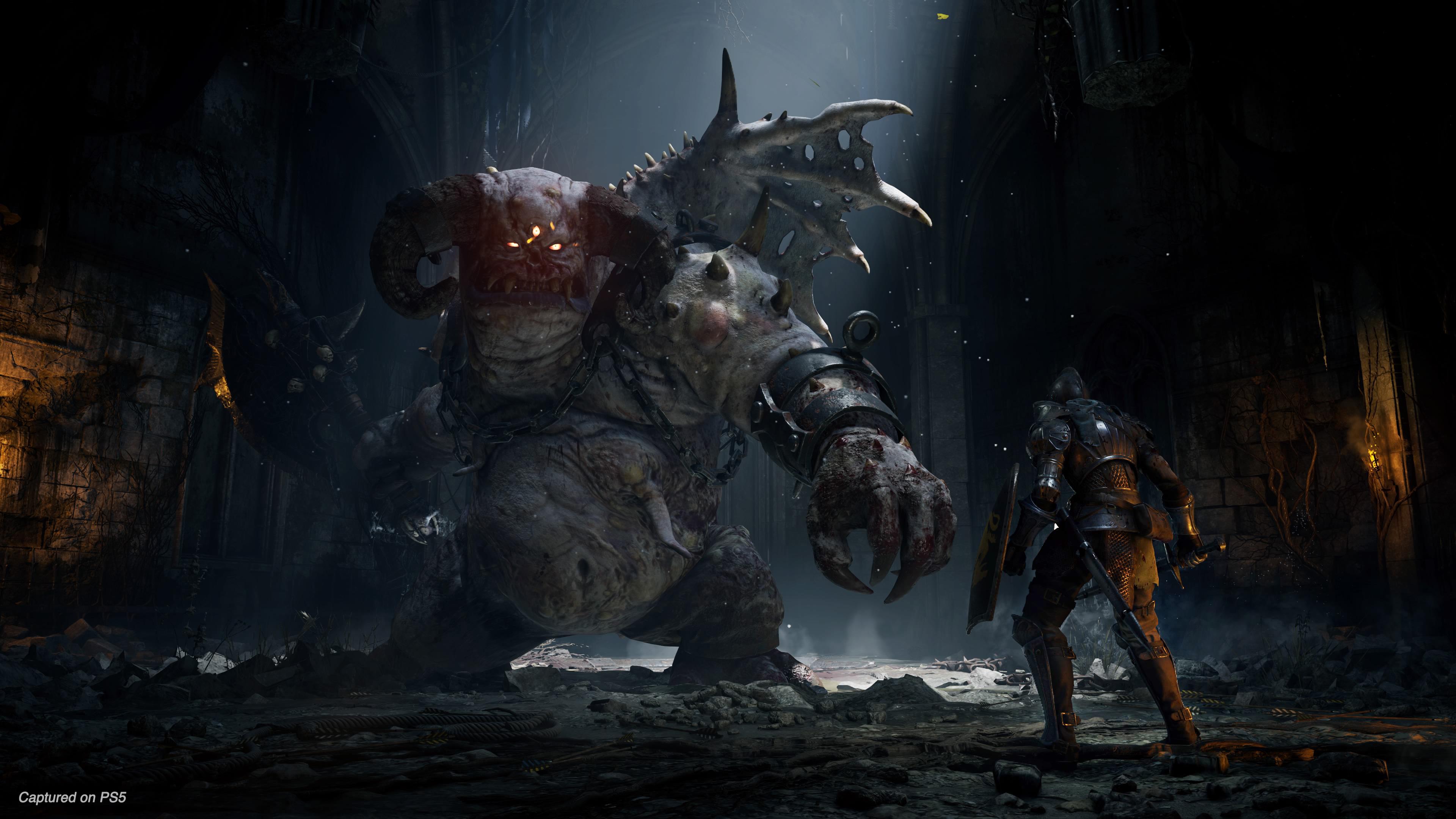 Скриншот №3 к Demons Souls