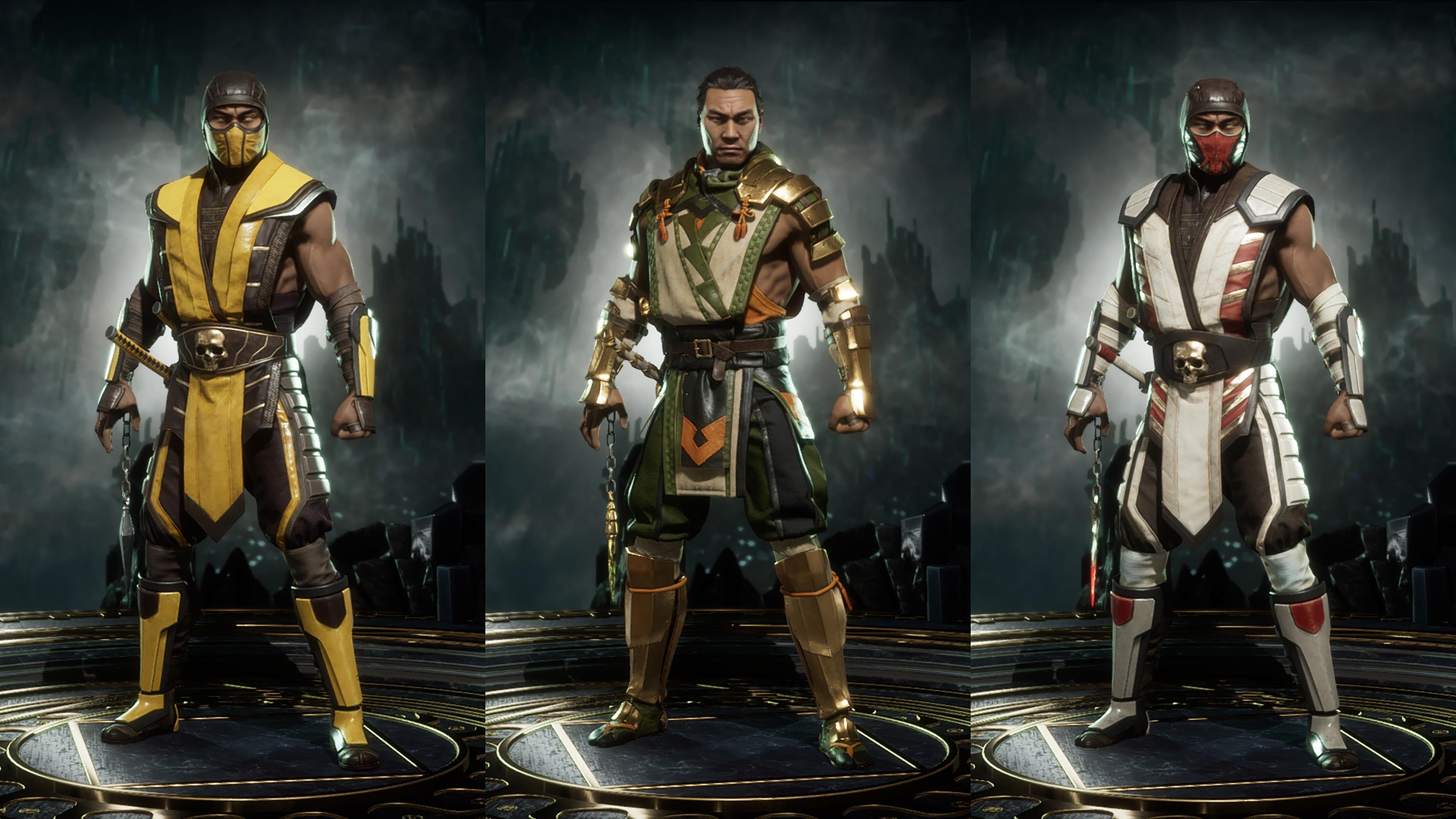 Скриншот №9 к Ultimate-издание Mortal Kombat11 PS4 and PS5