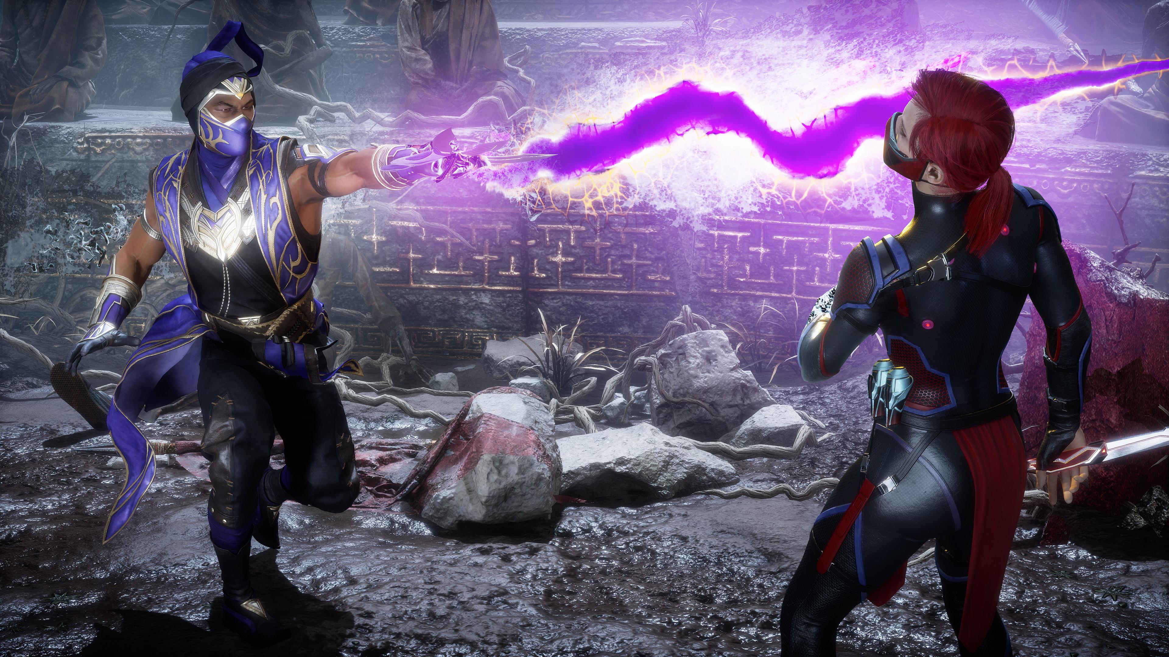 Скриншот №3 к Ultimate-издание Mortal Kombat11 PS4 and PS5
