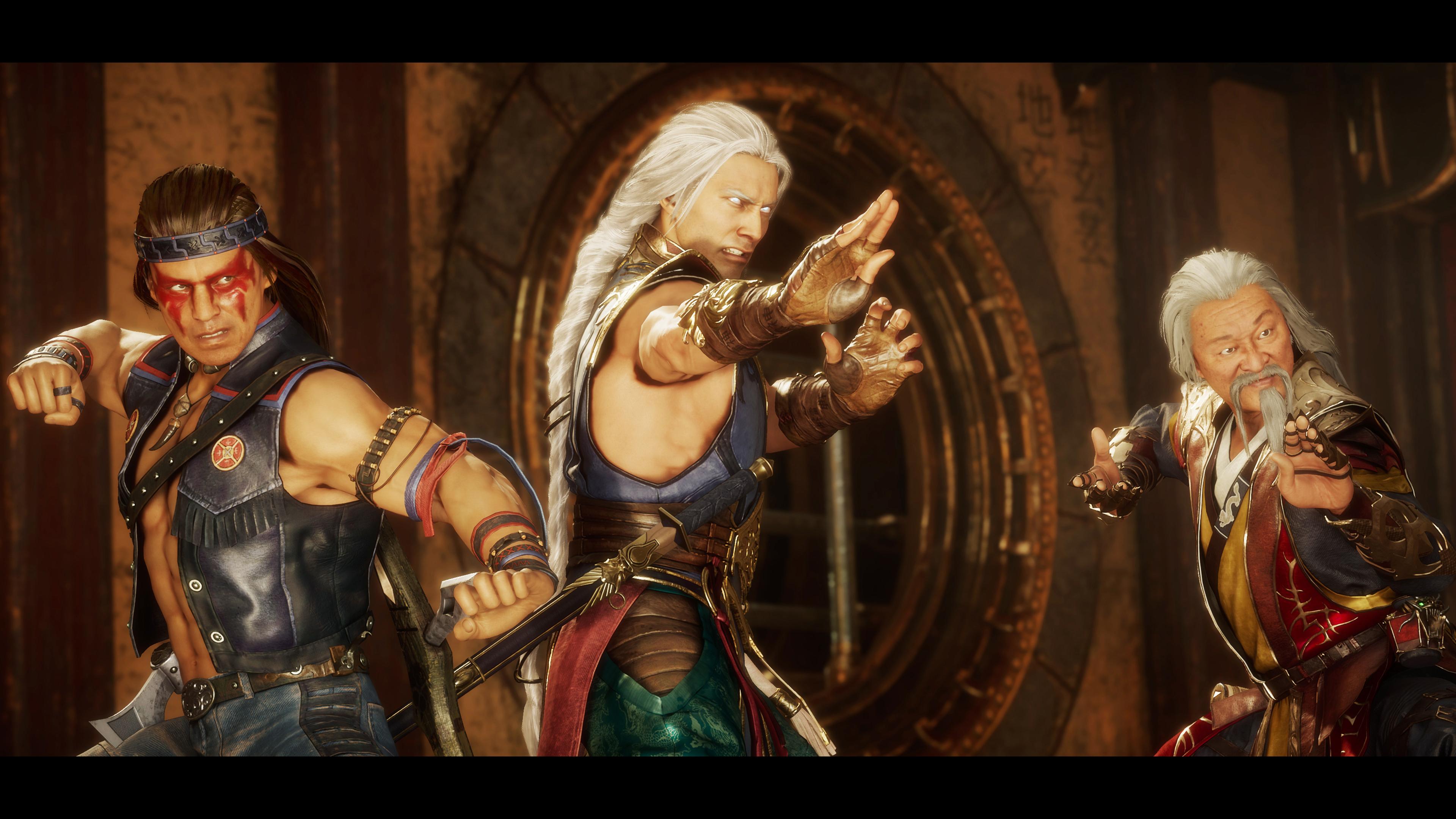 Скриншот №6 к Ultimate-издание Mortal Kombat11 PS4 and PS5