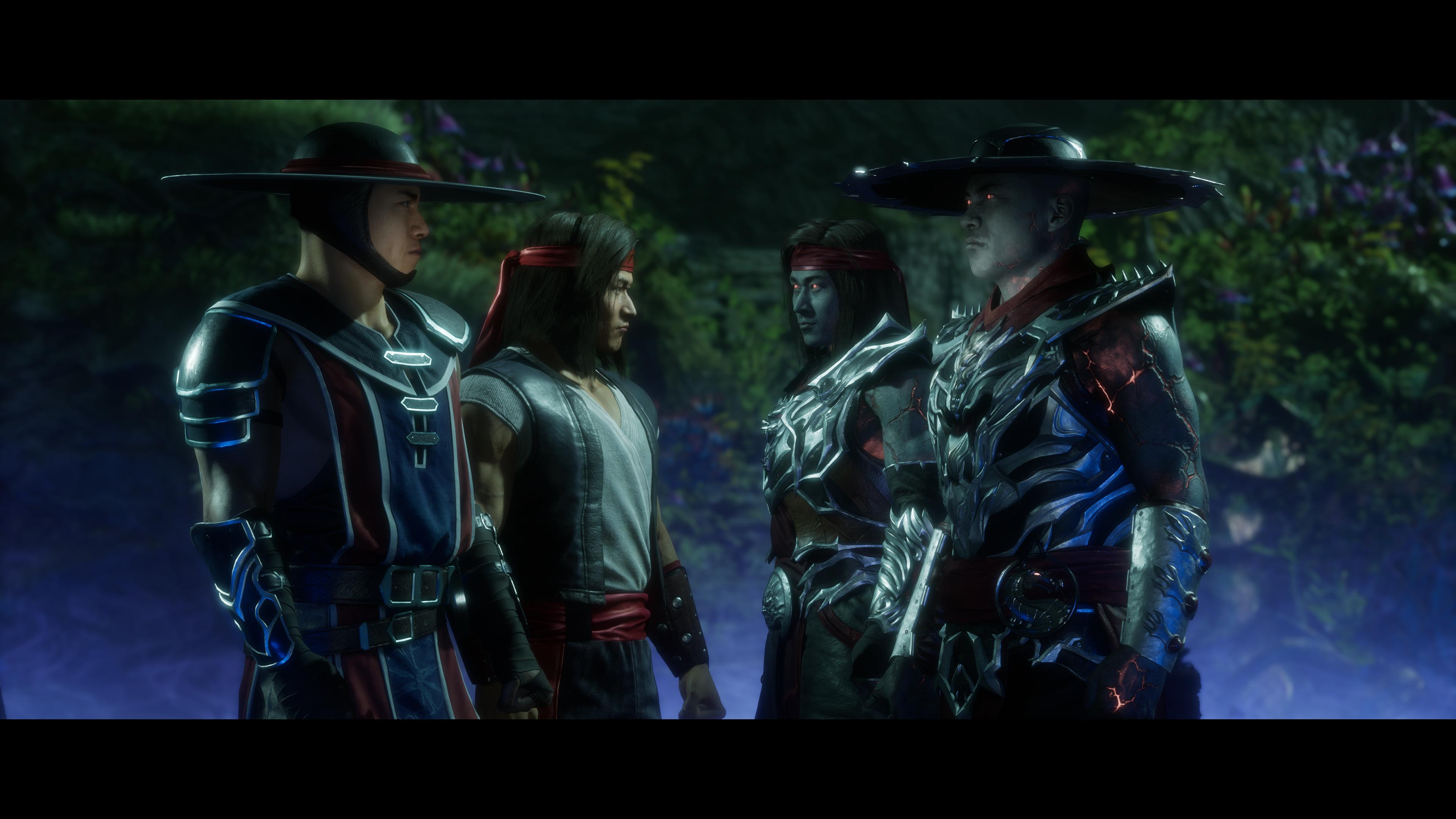 Скриншот №8 к Ultimate-издание Mortal Kombat11 PS4 and PS5