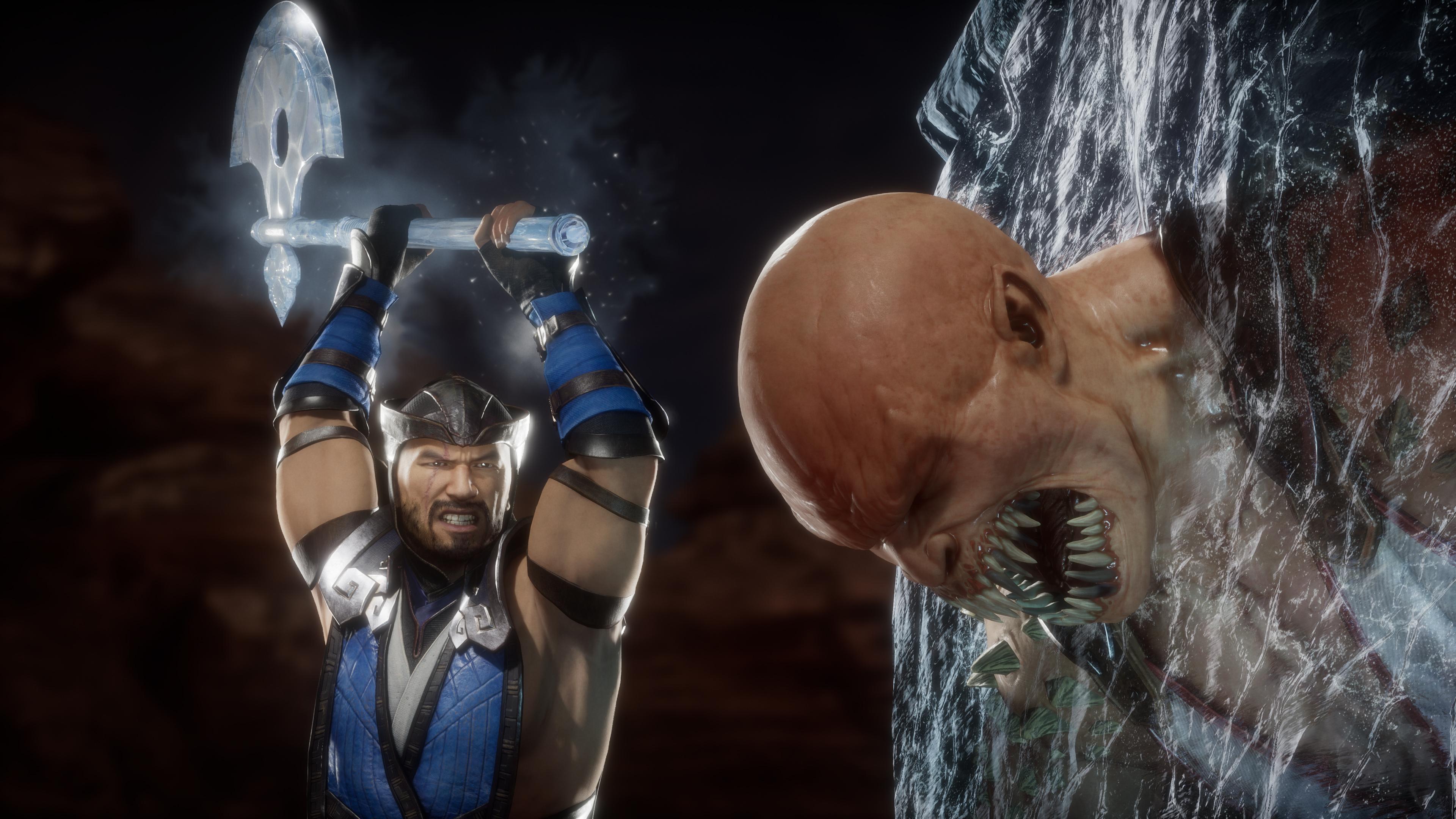 Скриншот №7 к Ultimate-издание Mortal Kombat11 PS4 and PS5