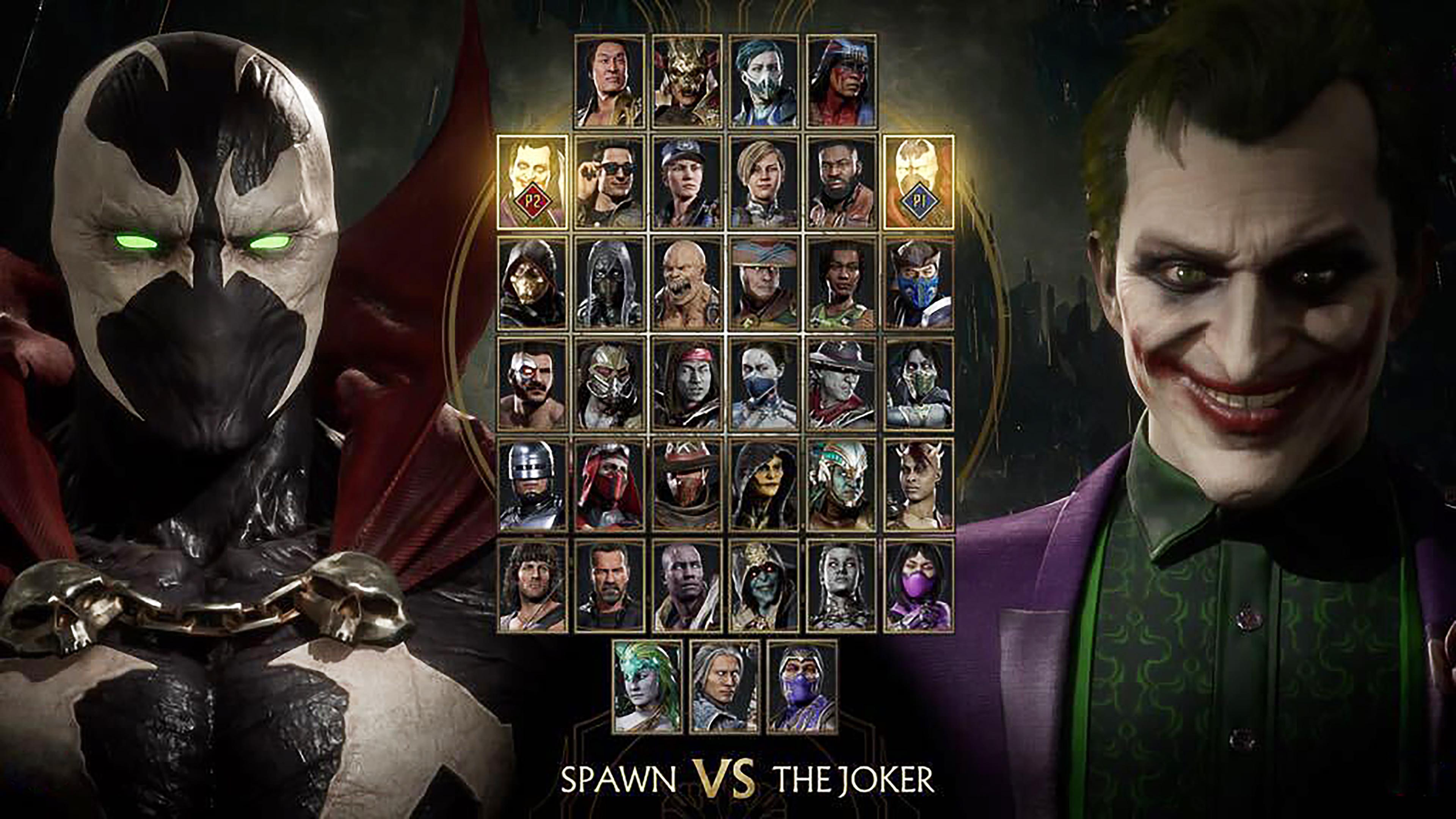 Скриншот №5 к Ultimate-издание Mortal Kombat11 PS4 and PS5