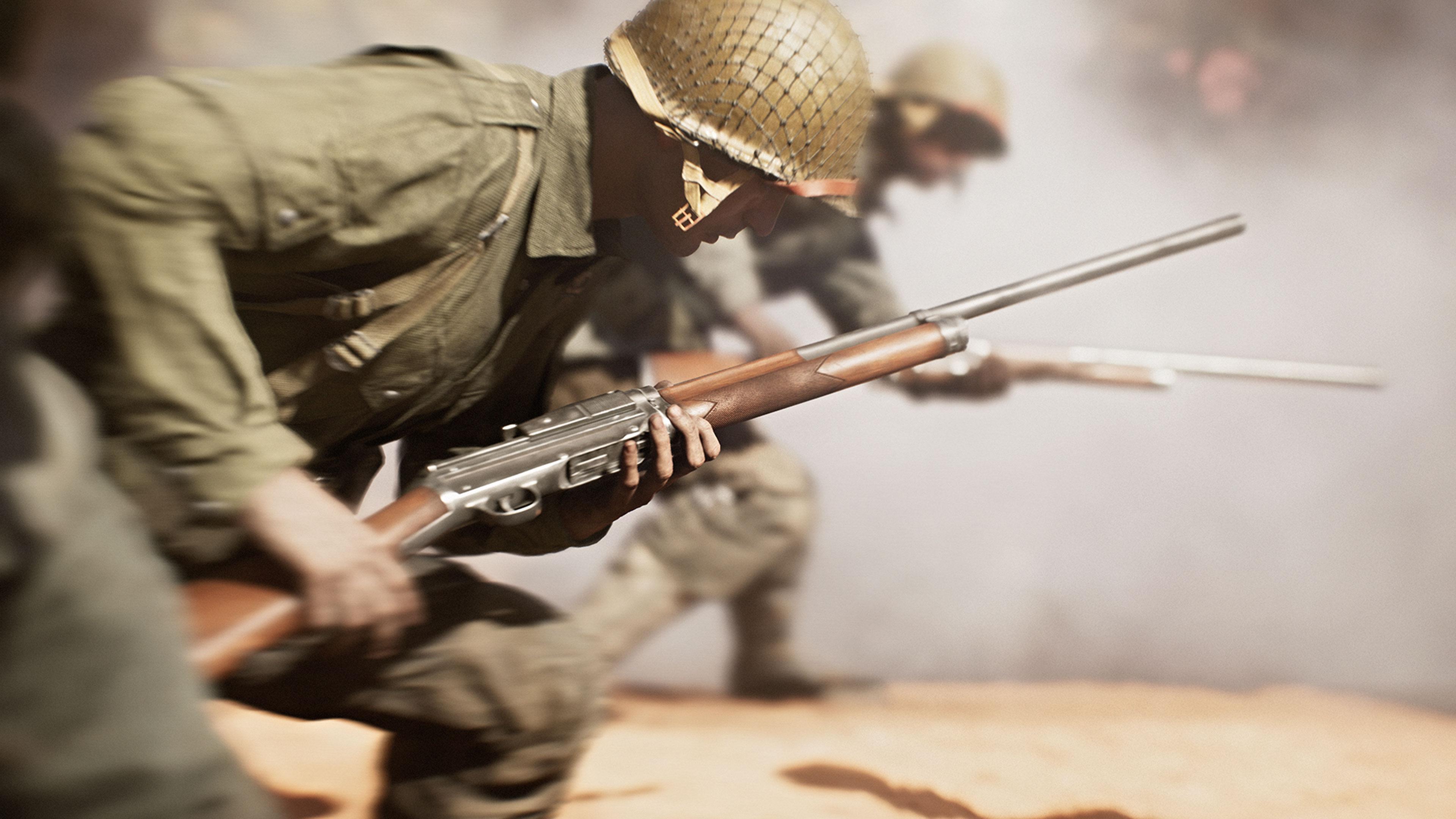Скриншот №4 к Battlefield V — самое полное издание
