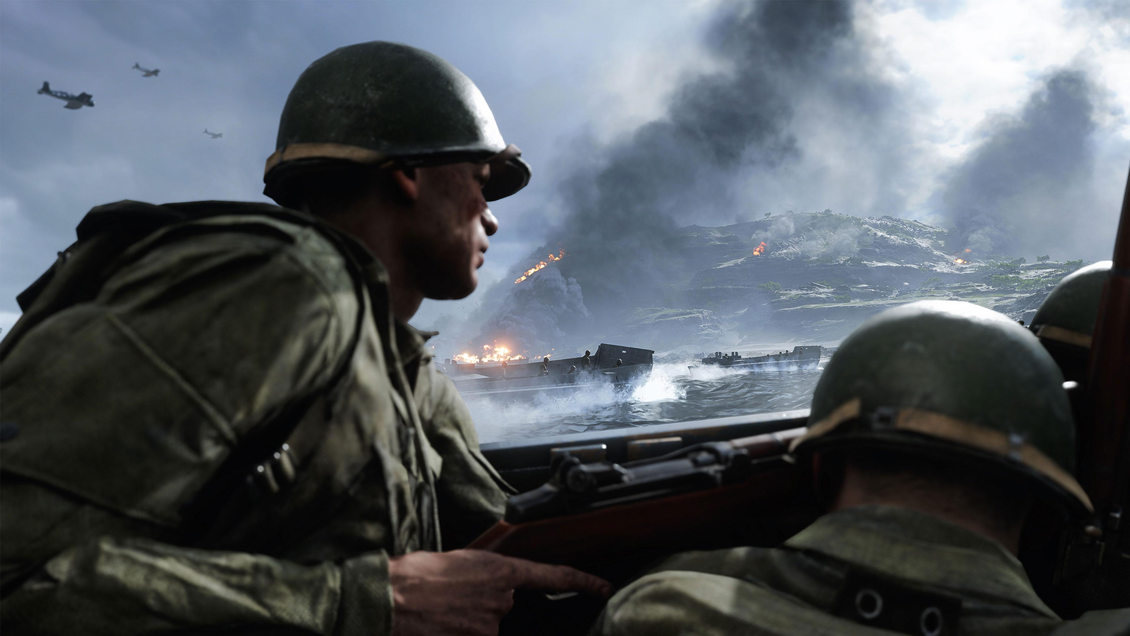 Скриншот №8 к Battlefield V — самое полное издание