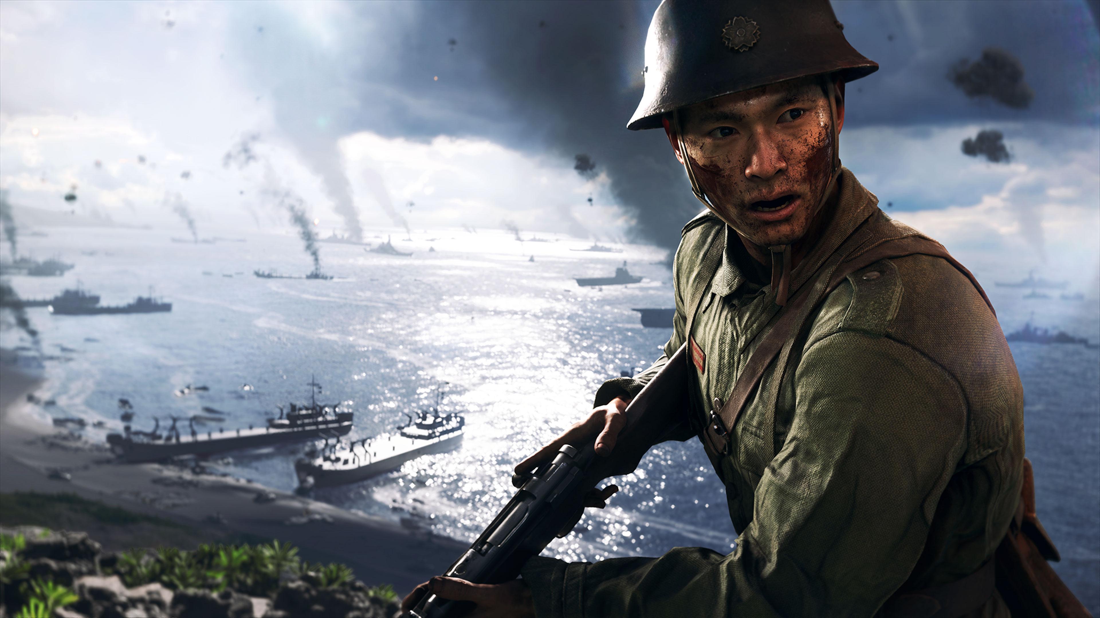 Скриншот №9 к Battlefield V — самое полное издание