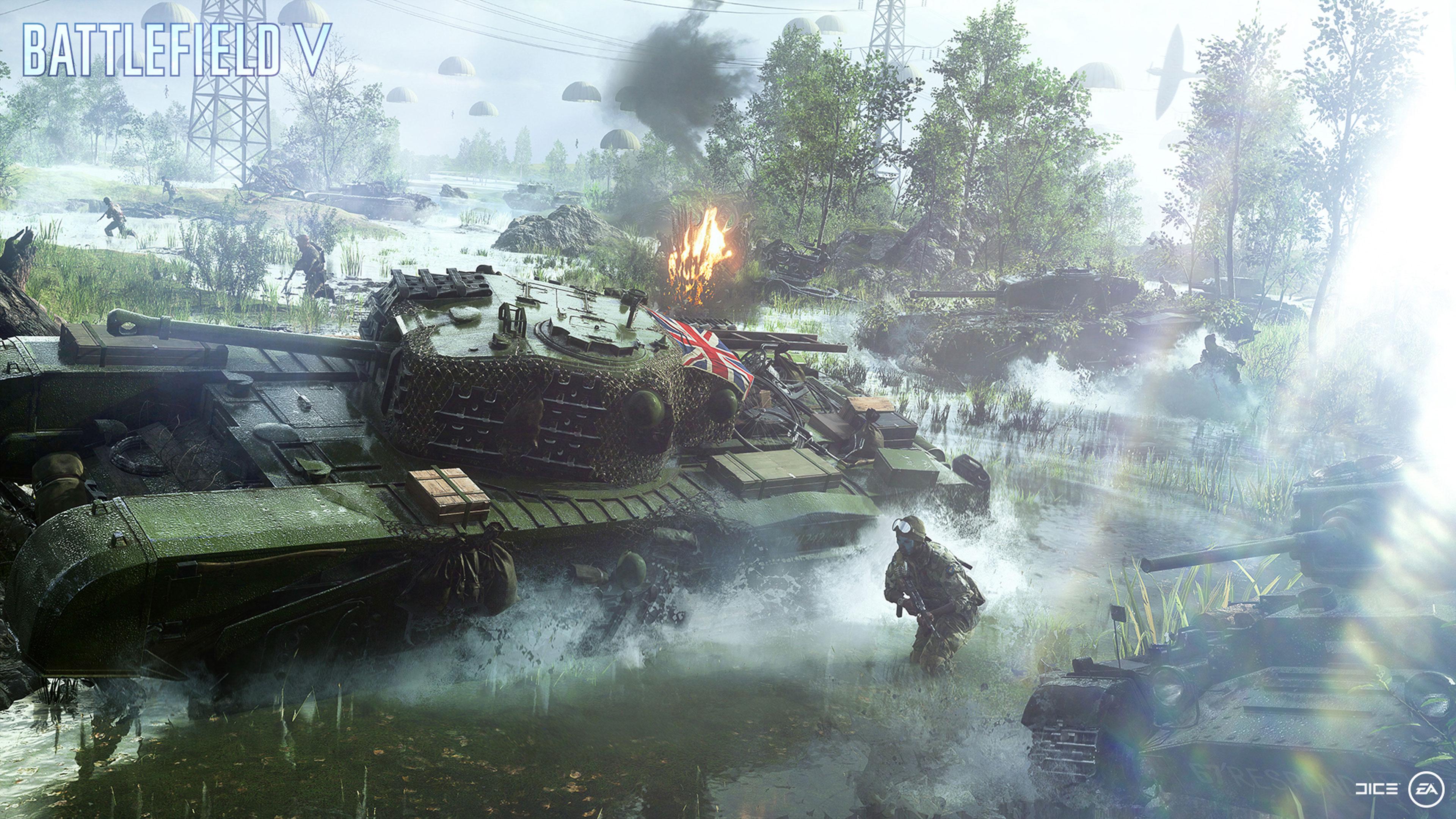 Скриншот №7 к Battlefield V — самое полное издание