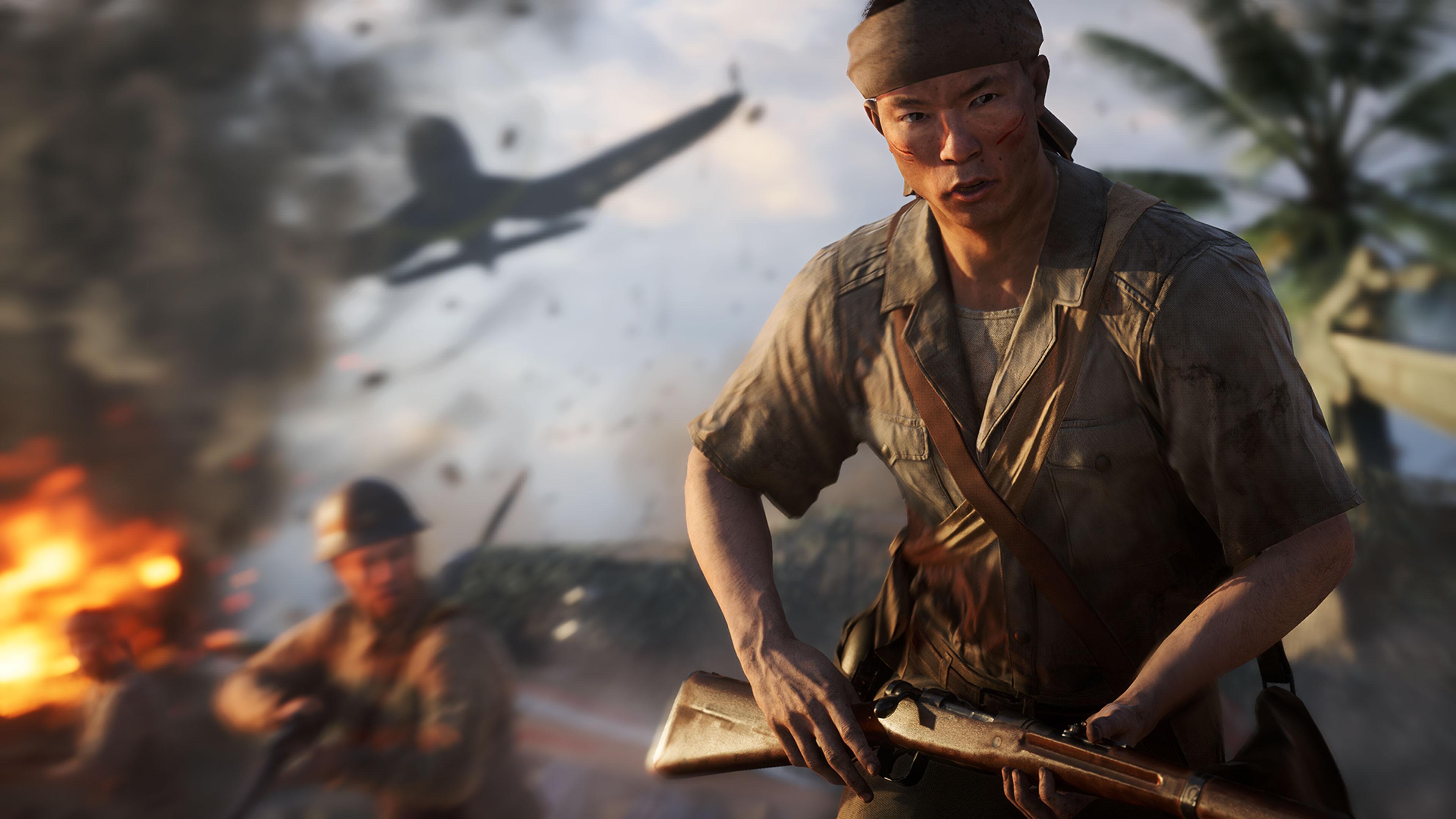 Скриншот №10 к Battlefield V — самое полное издание
