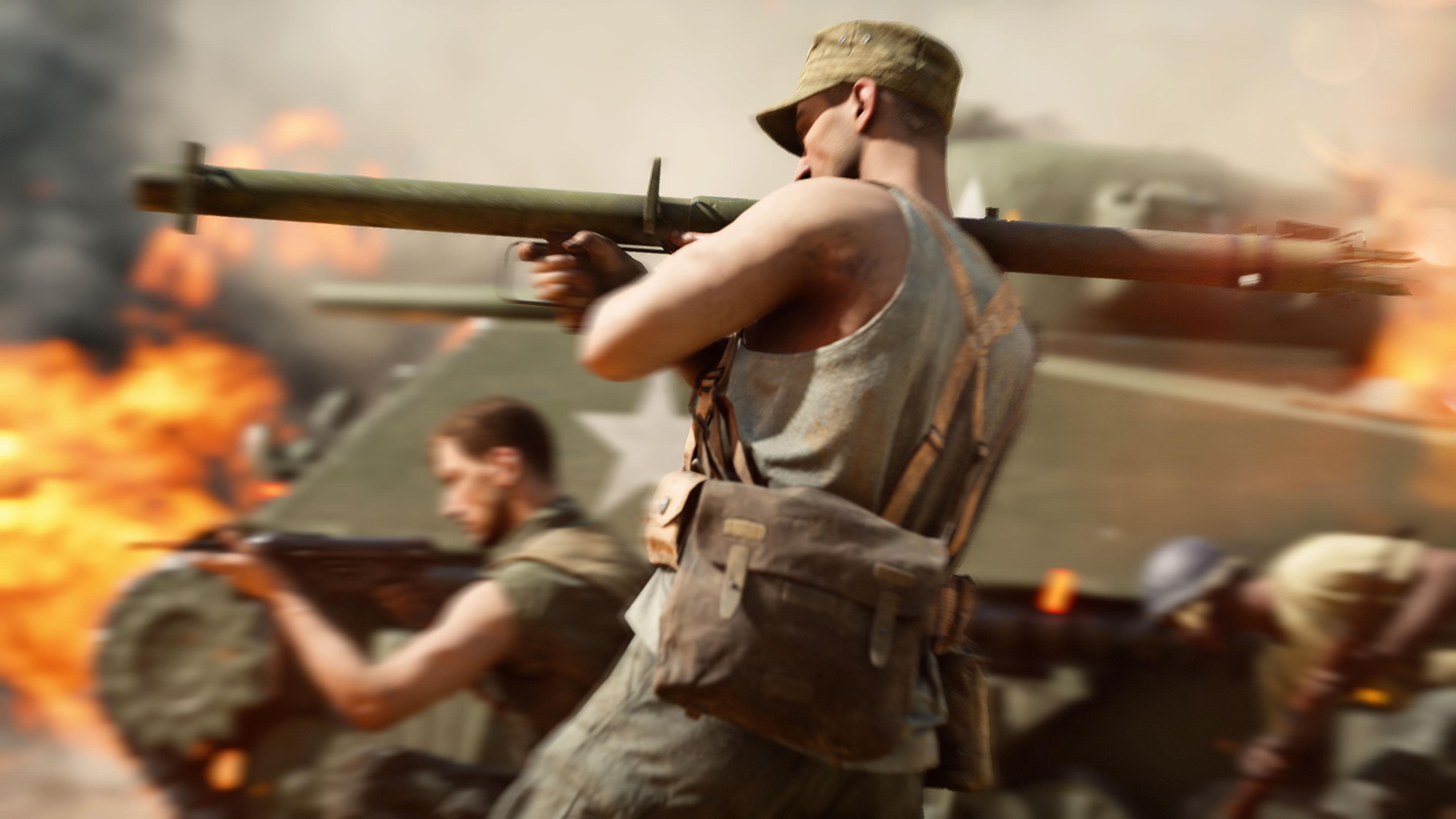 Скриншот №1 к Battlefield V — самое полное издание