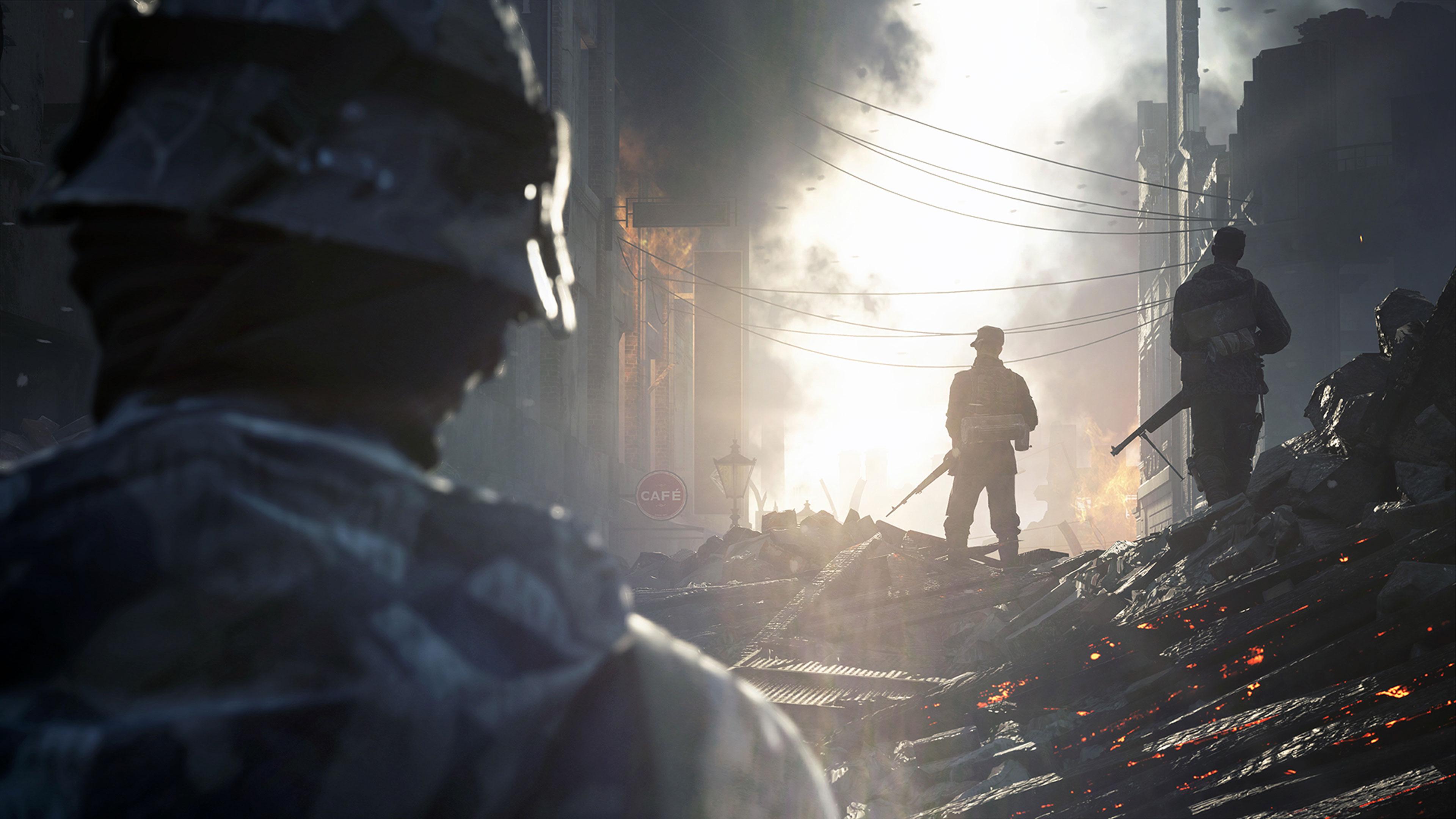Скриншот №6 к Battlefield V — самое полное издание