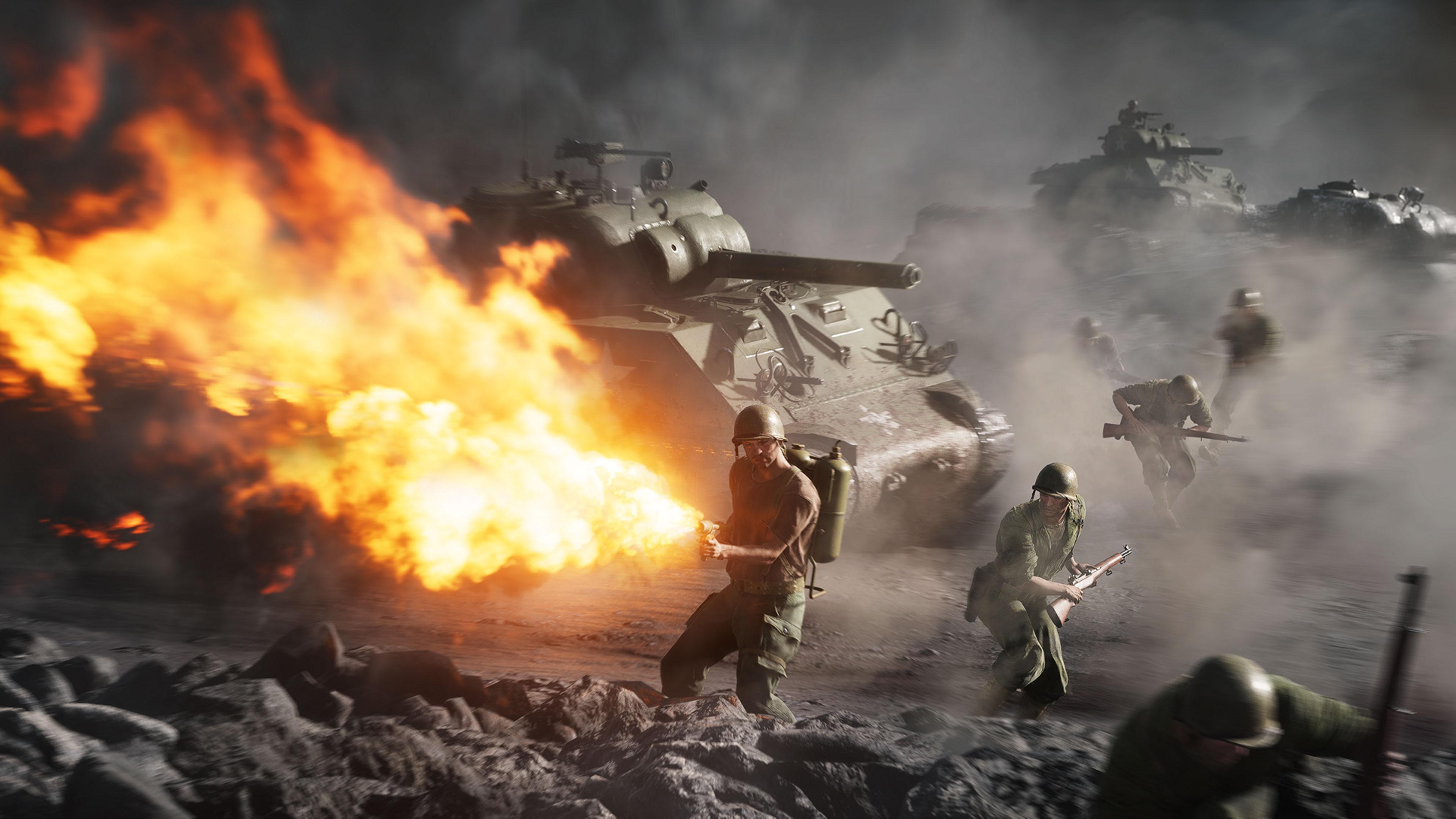 Скриншот №2 к Battlefield V — самое полное издание