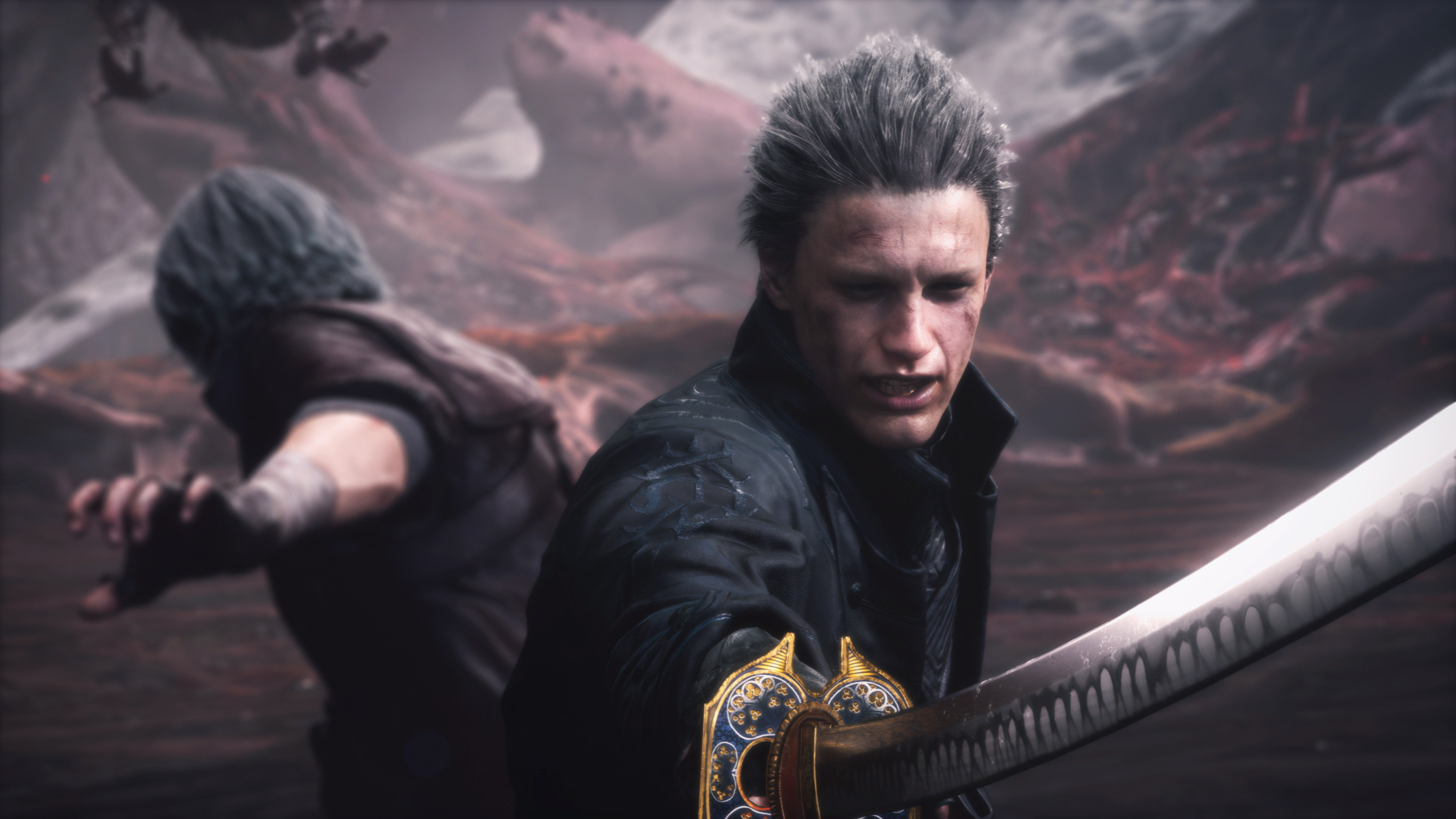 Скриншот №1 к Devil May Cry 5 Special Edition