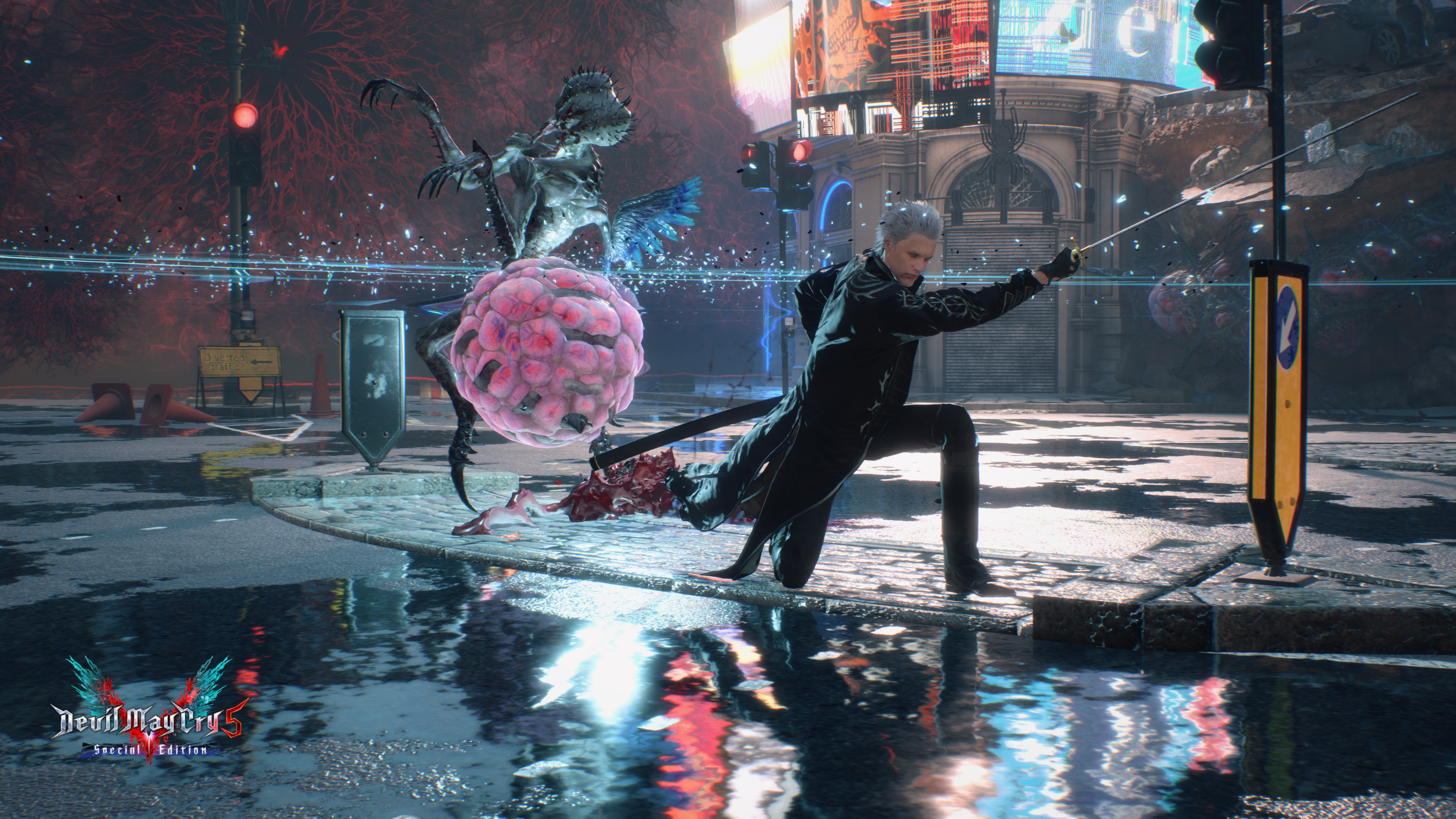 Скриншот №2 к Devil May Cry 5 Special Edition