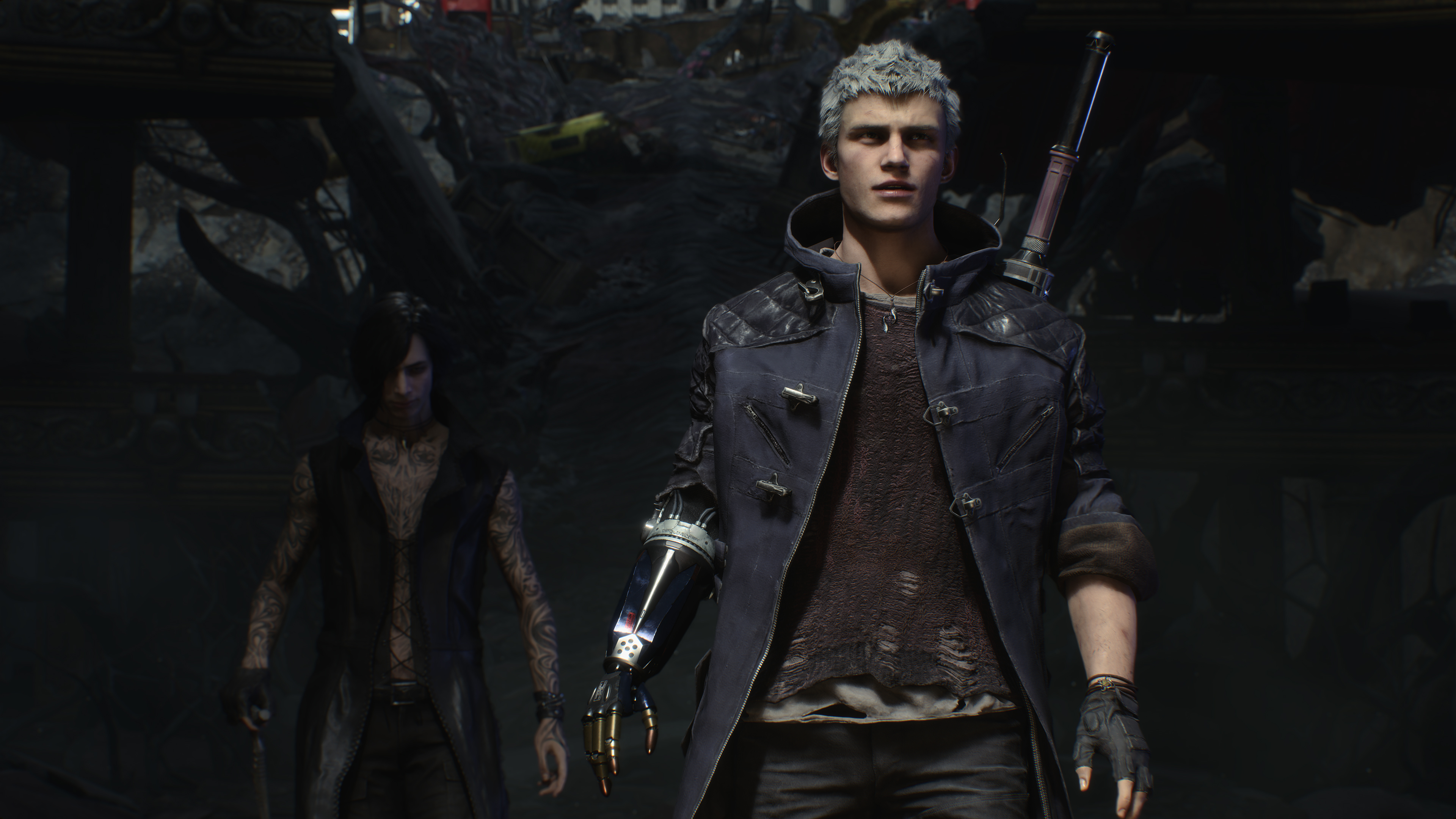 Скриншот №7 к Devil May Cry 5 Special Edition