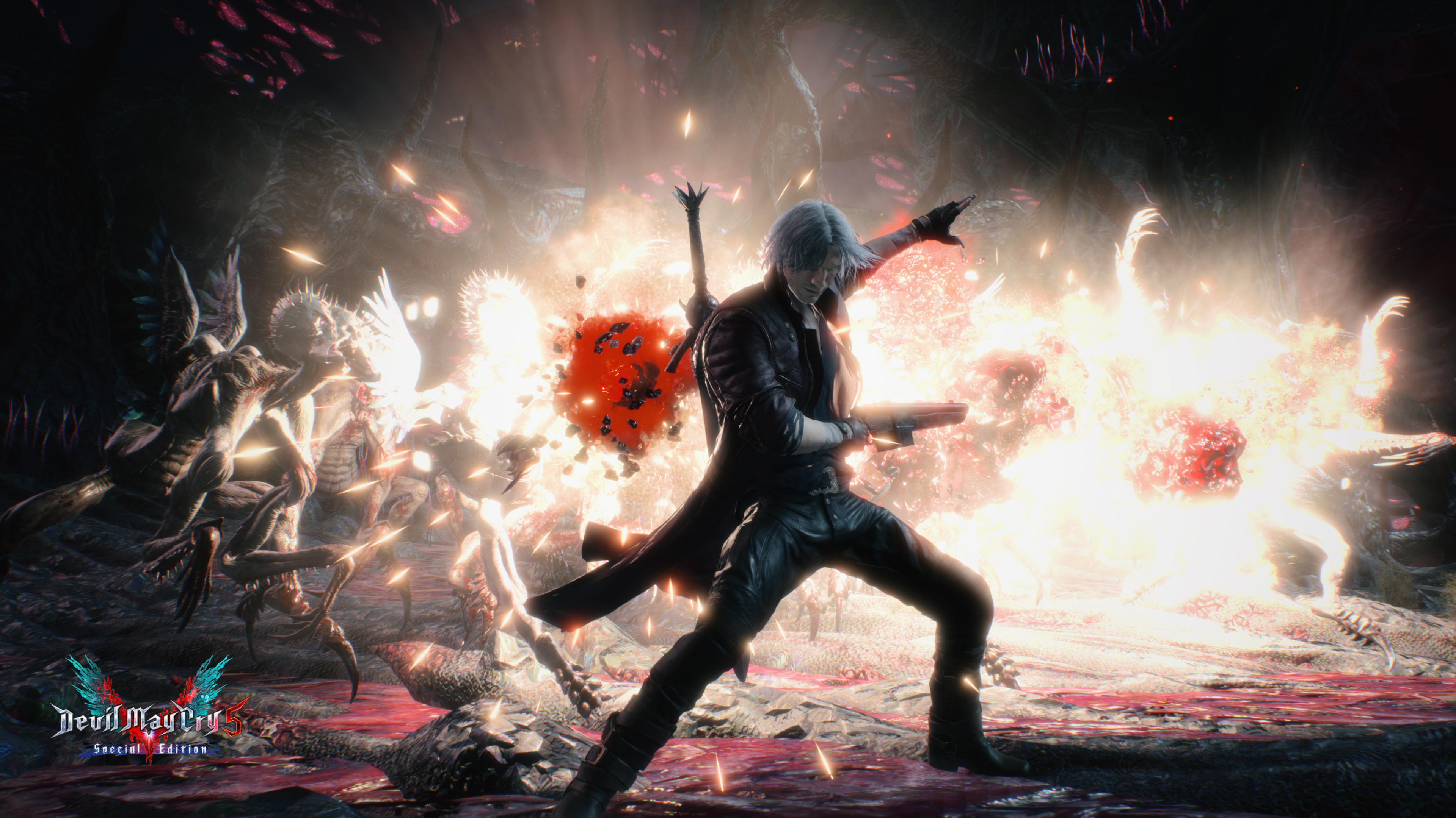 Скриншот №6 к Devil May Cry 5 Special Edition