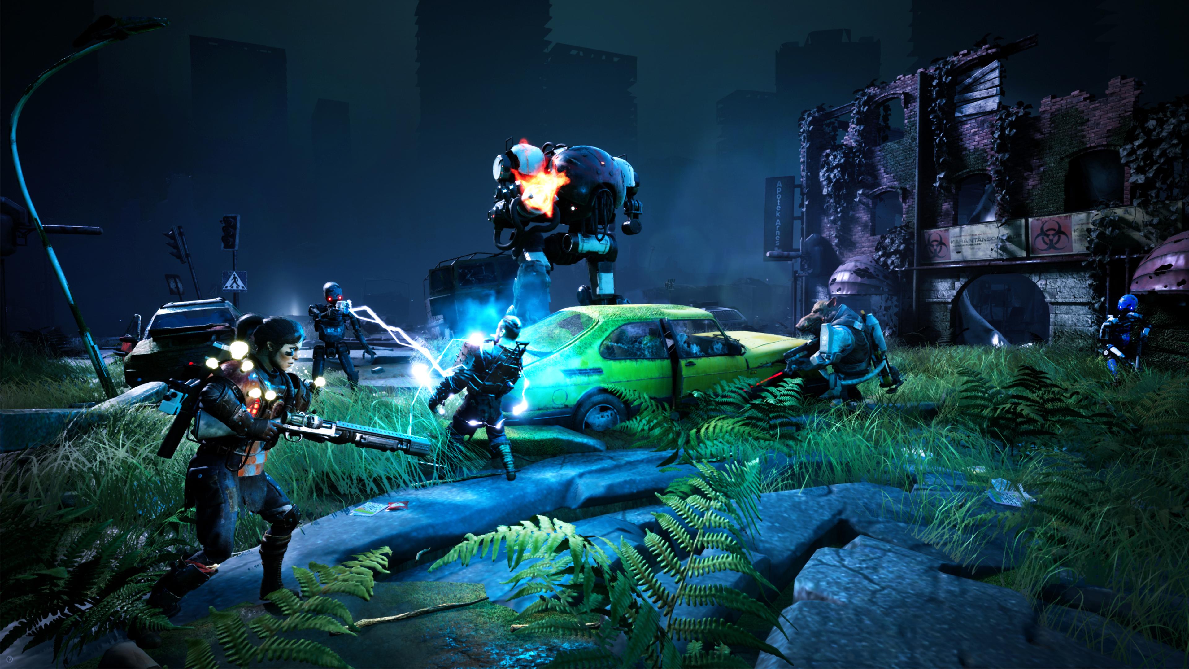 Скриншот №8 к Mutant Year Zero Road to Eden