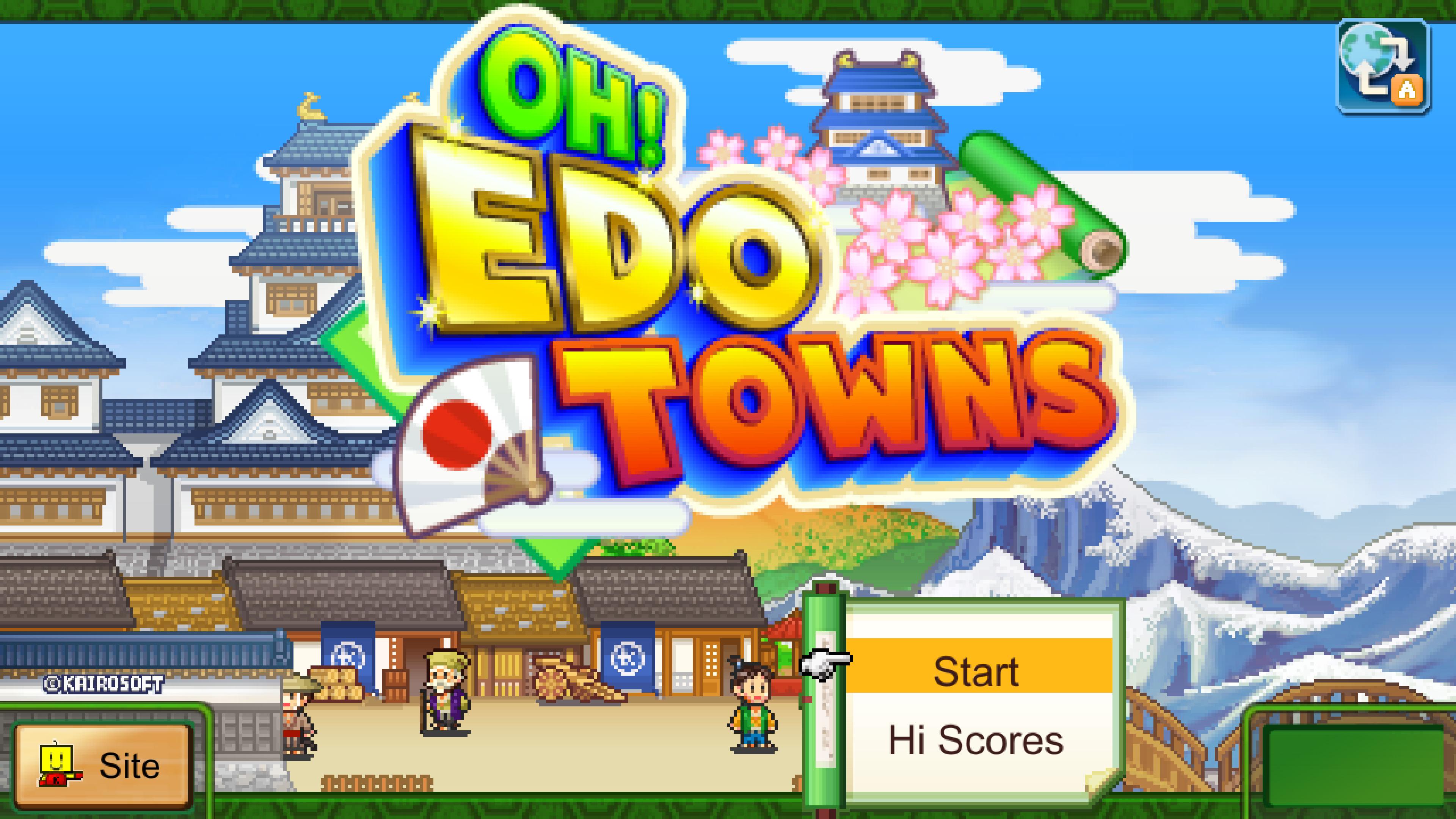 Скриншот №5 к Oh! Edo Towns