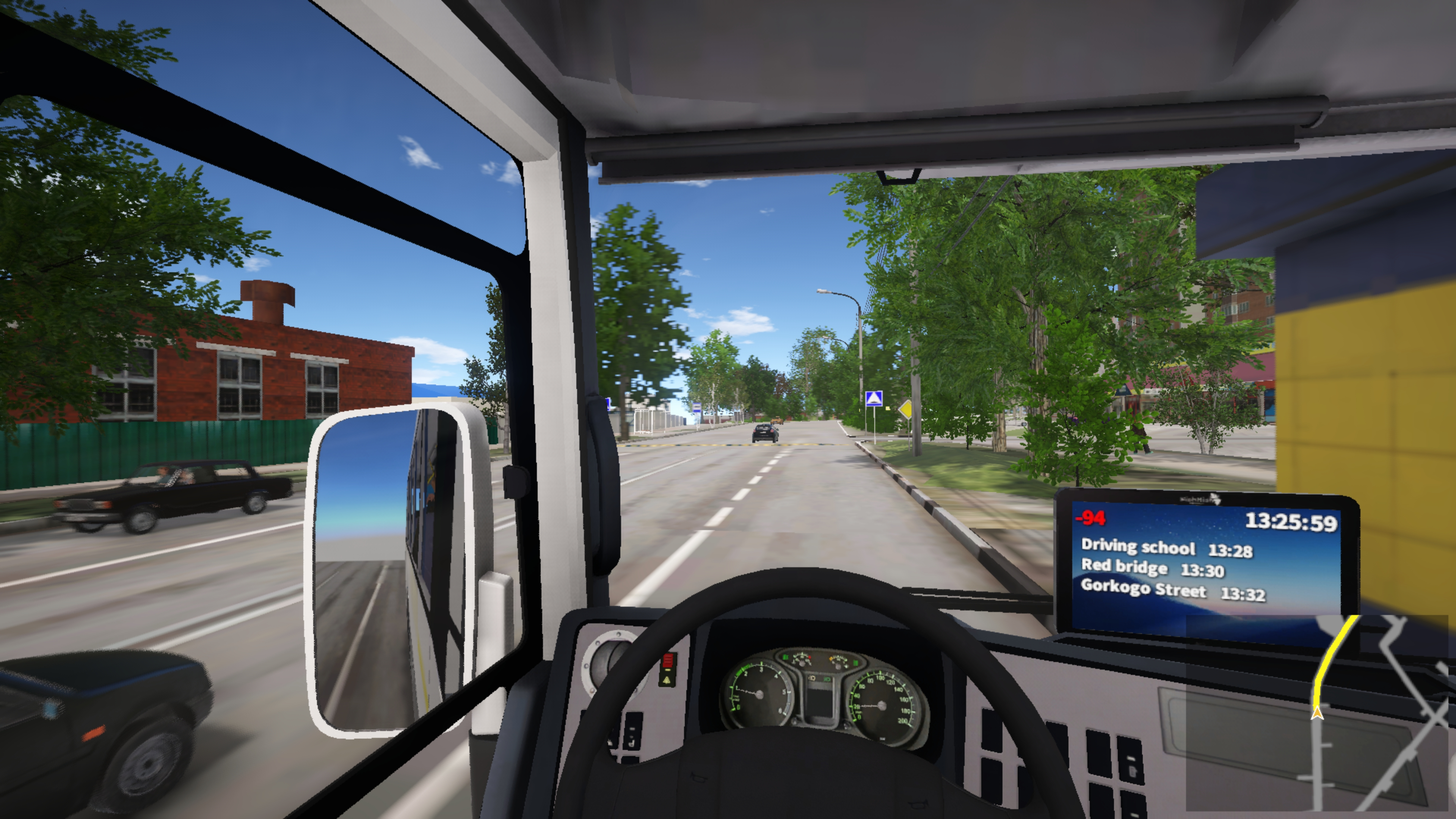Скриншот №2 к Bus Driver Simulator