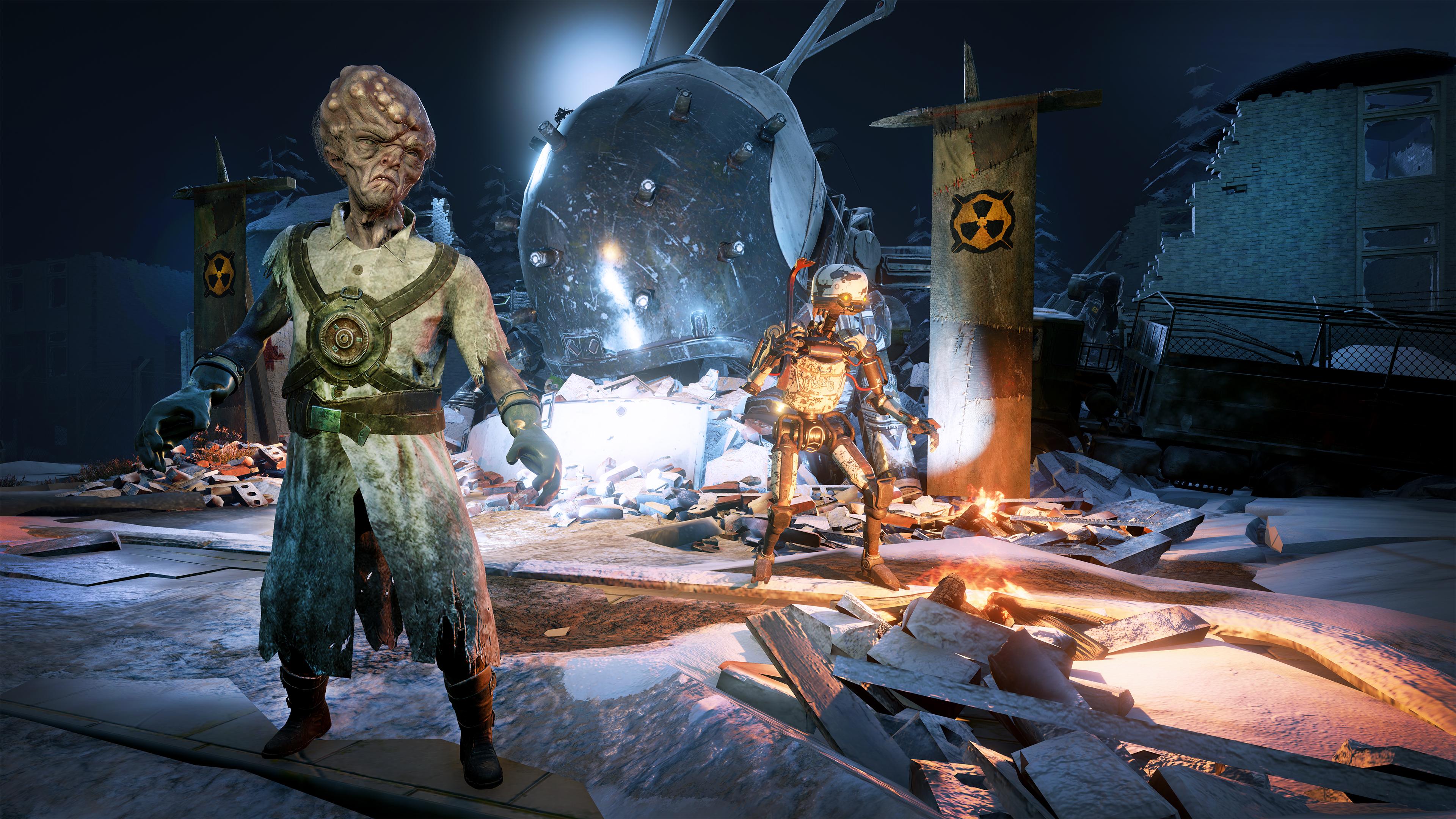 Скриншот №4 к Mutant Year Zero Road to Eden - Deluxe Edition