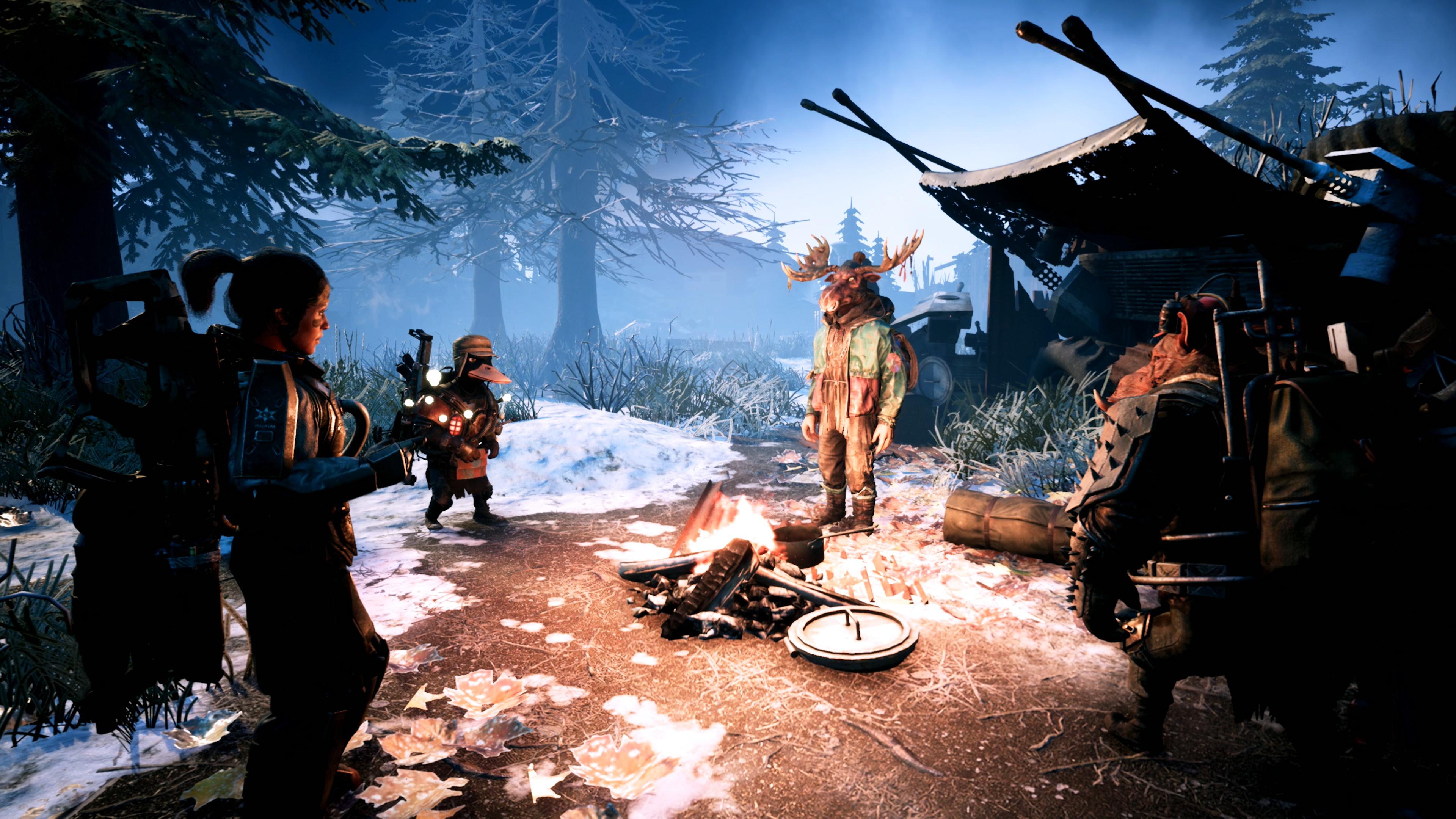 Скриншот №7 к Mutant Year Zero Road to Eden - Deluxe Edition