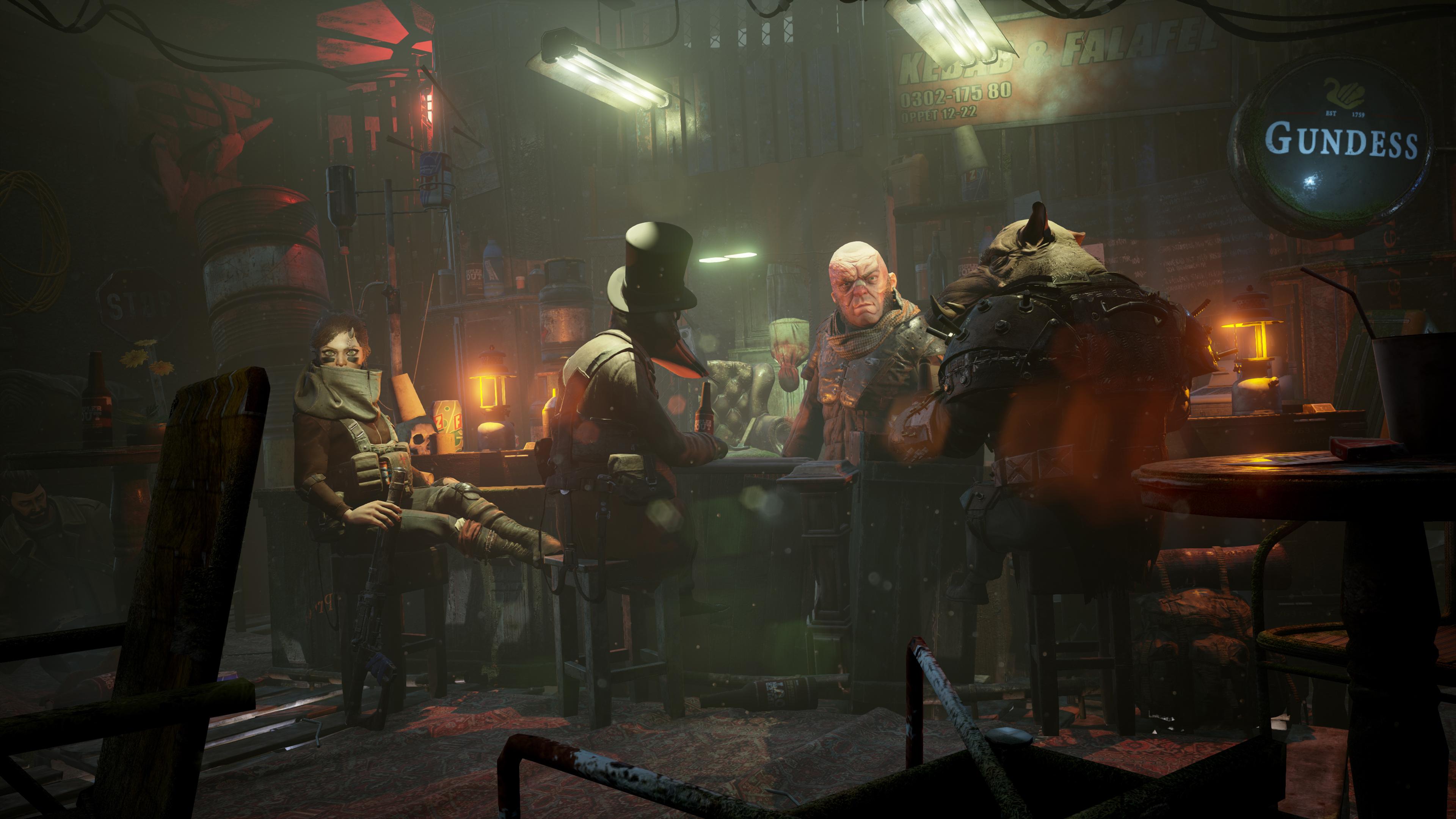 Скриншот №3 к Mutant Year Zero Road to Eden - Deluxe Edition