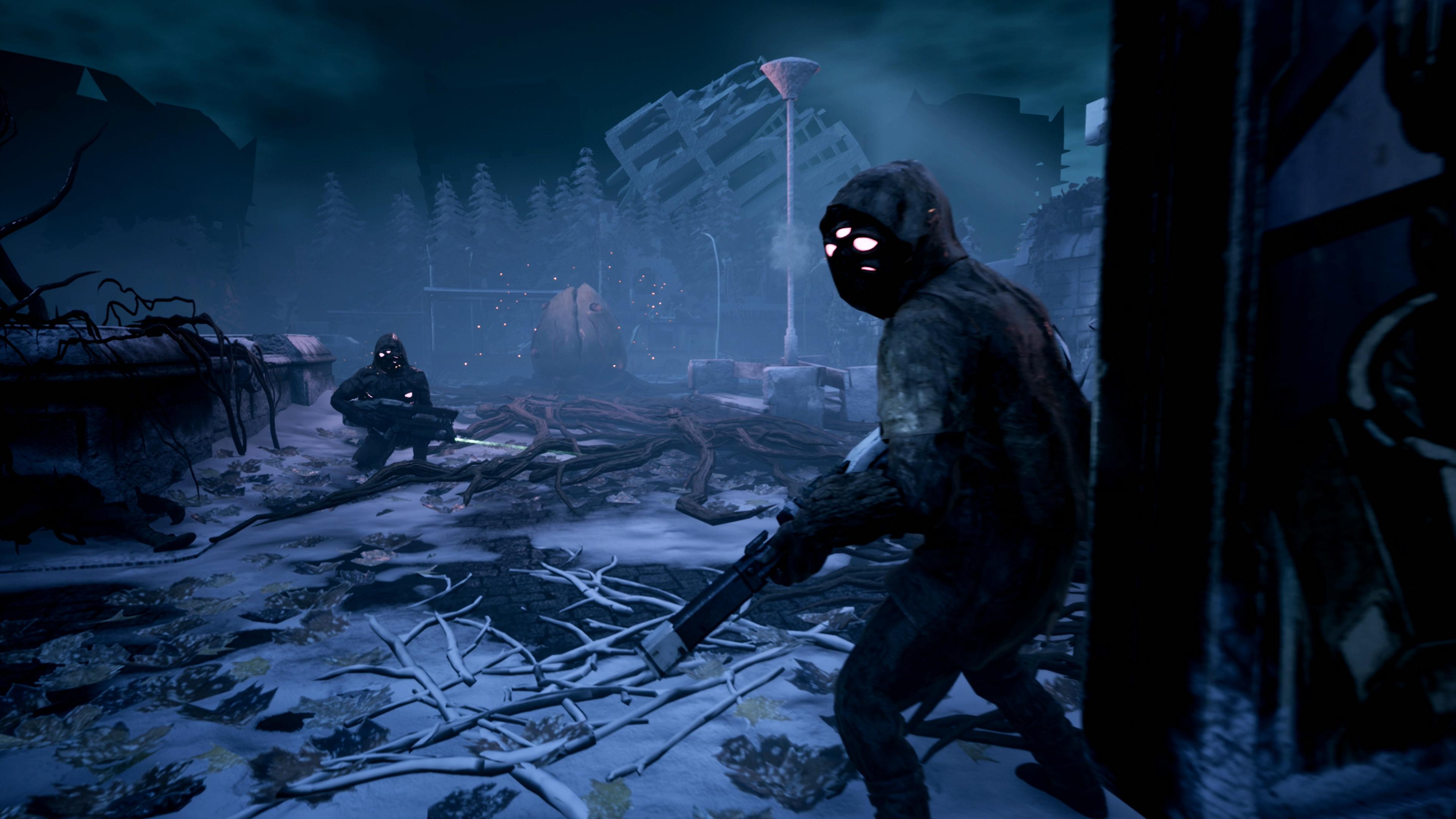 Скриншот №10 к Mutant Year Zero Road to Eden - Deluxe Edition