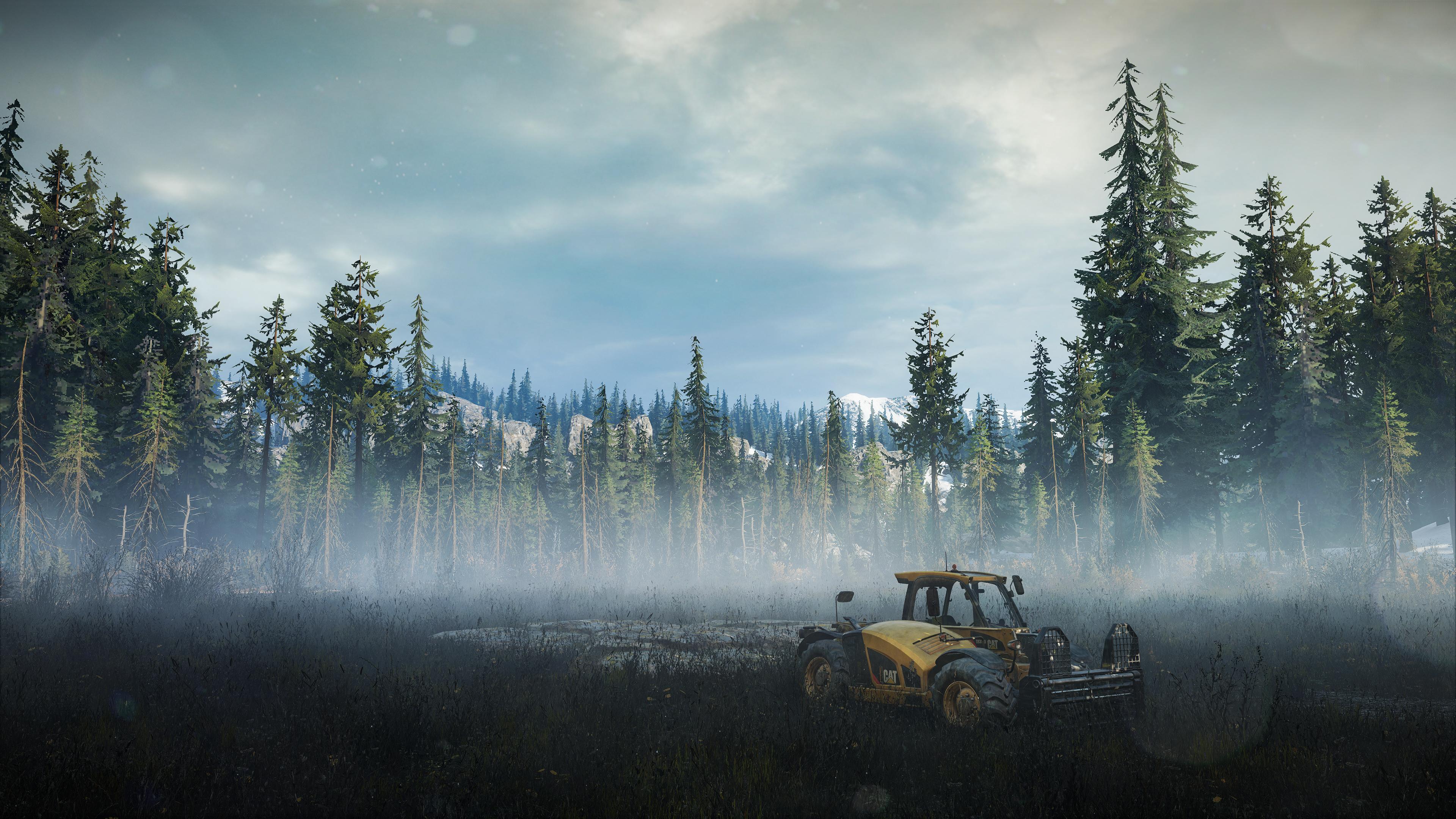 Скриншот №7 к SnowRunner - Season 2 Explore and Expand