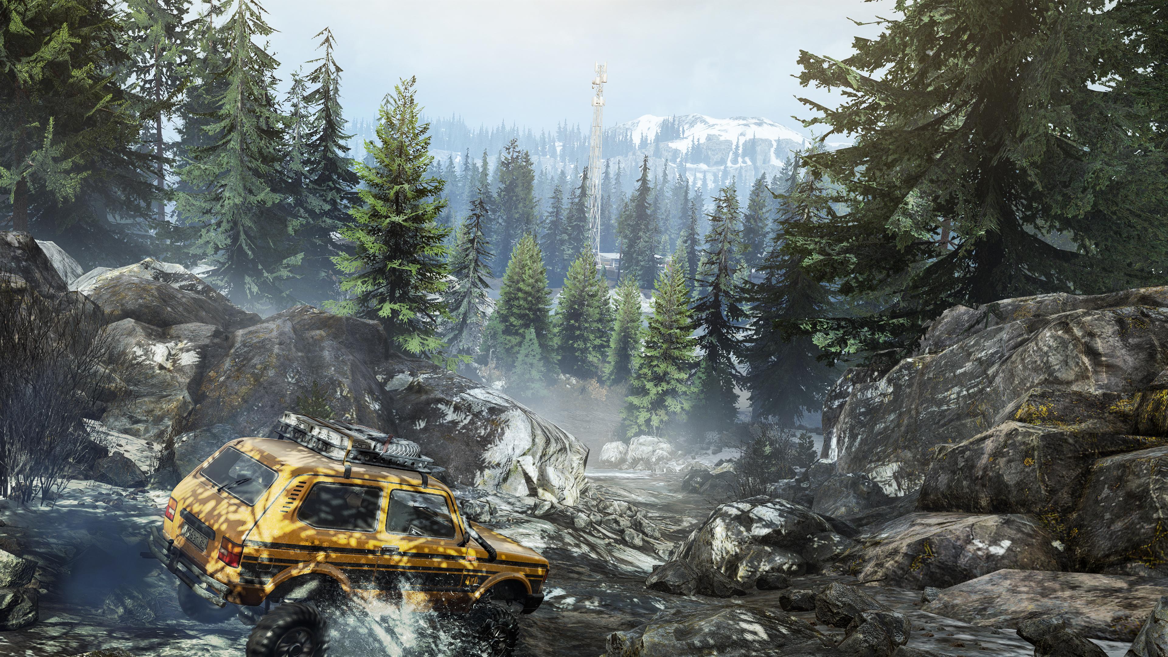 Скриншот №5 к SnowRunner - Season 2 Explore and Expand