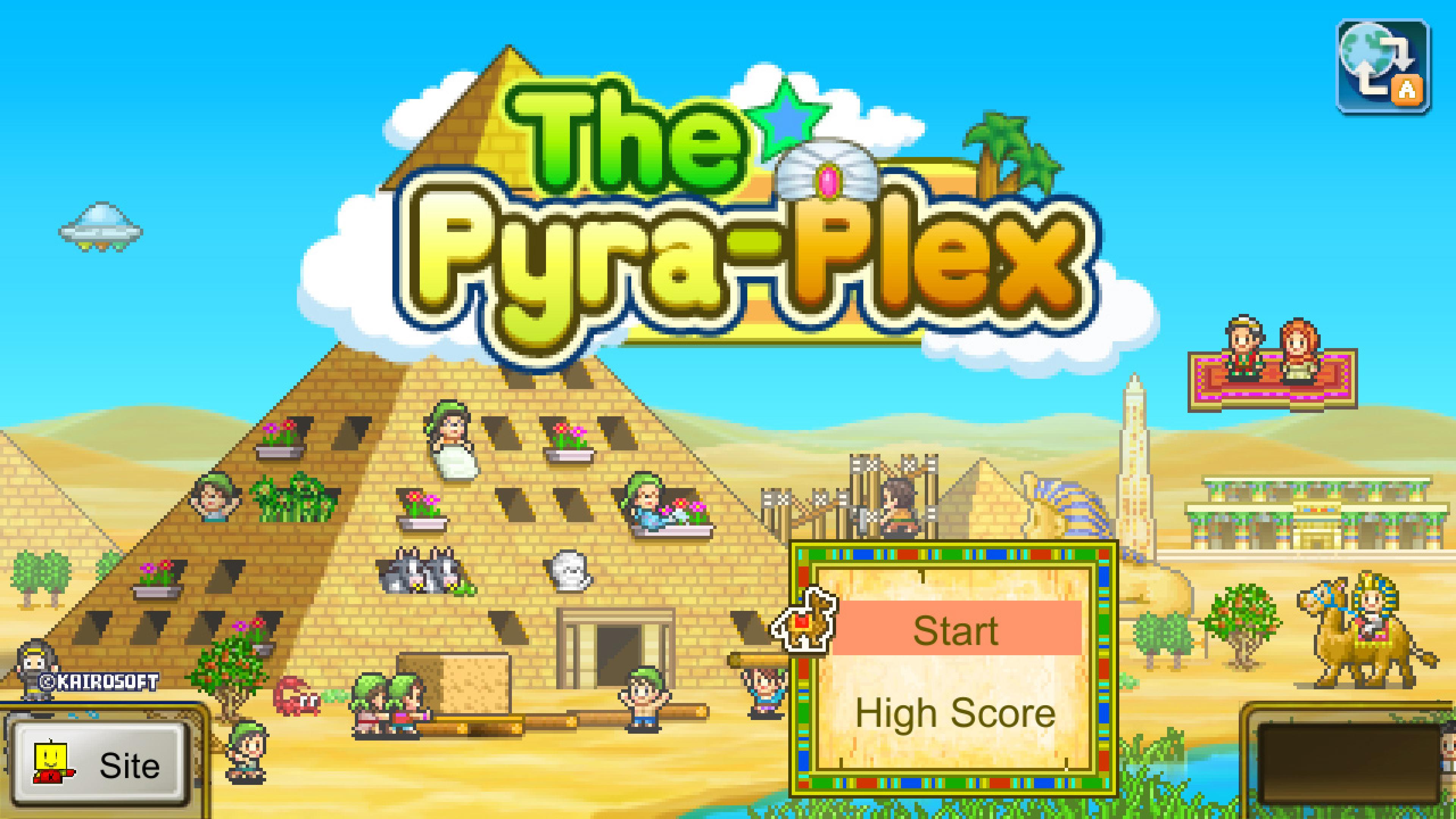 Скриншот №5 к The Pyraplex