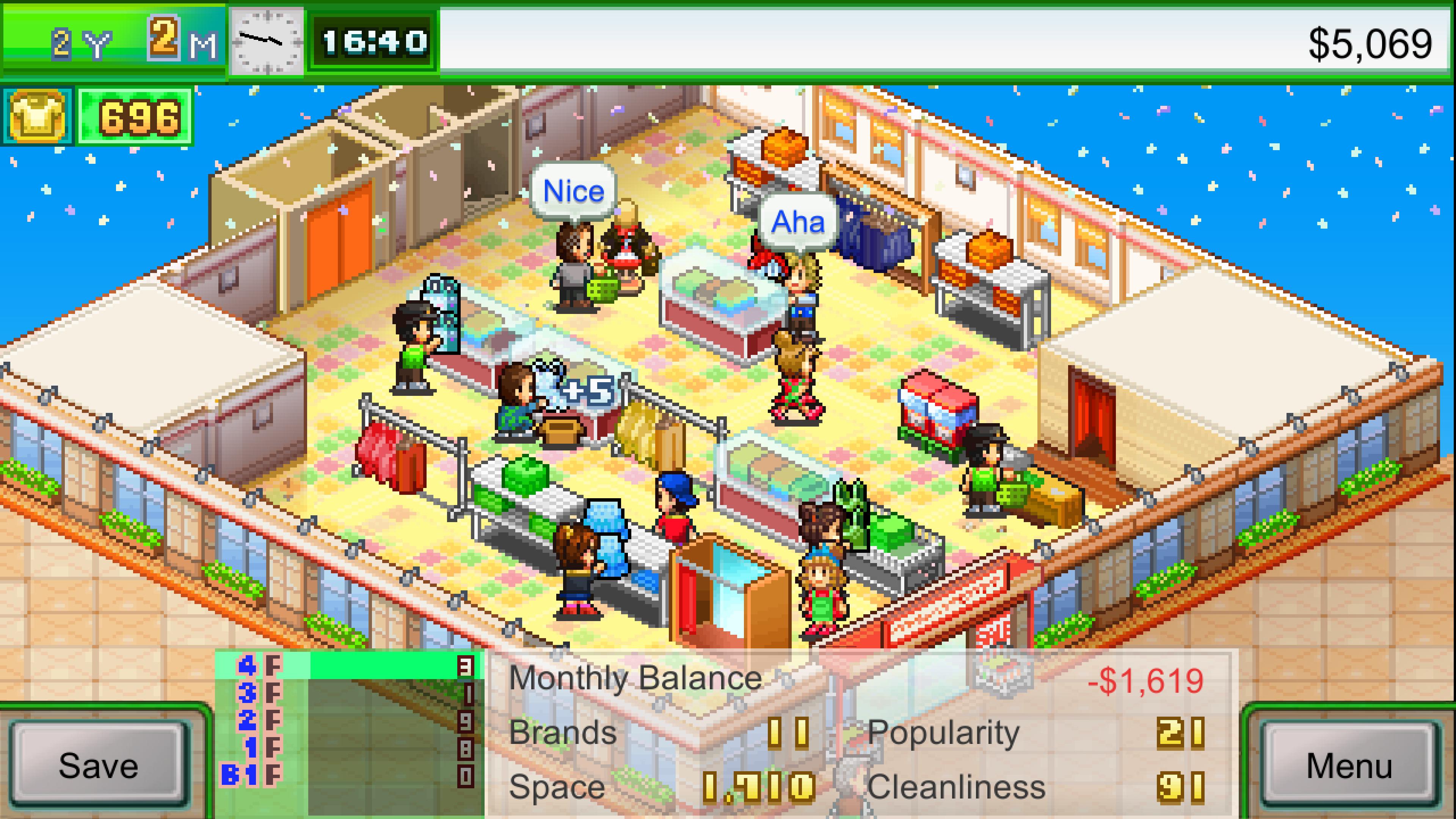 Скриншот №1 к Pocket Clothier