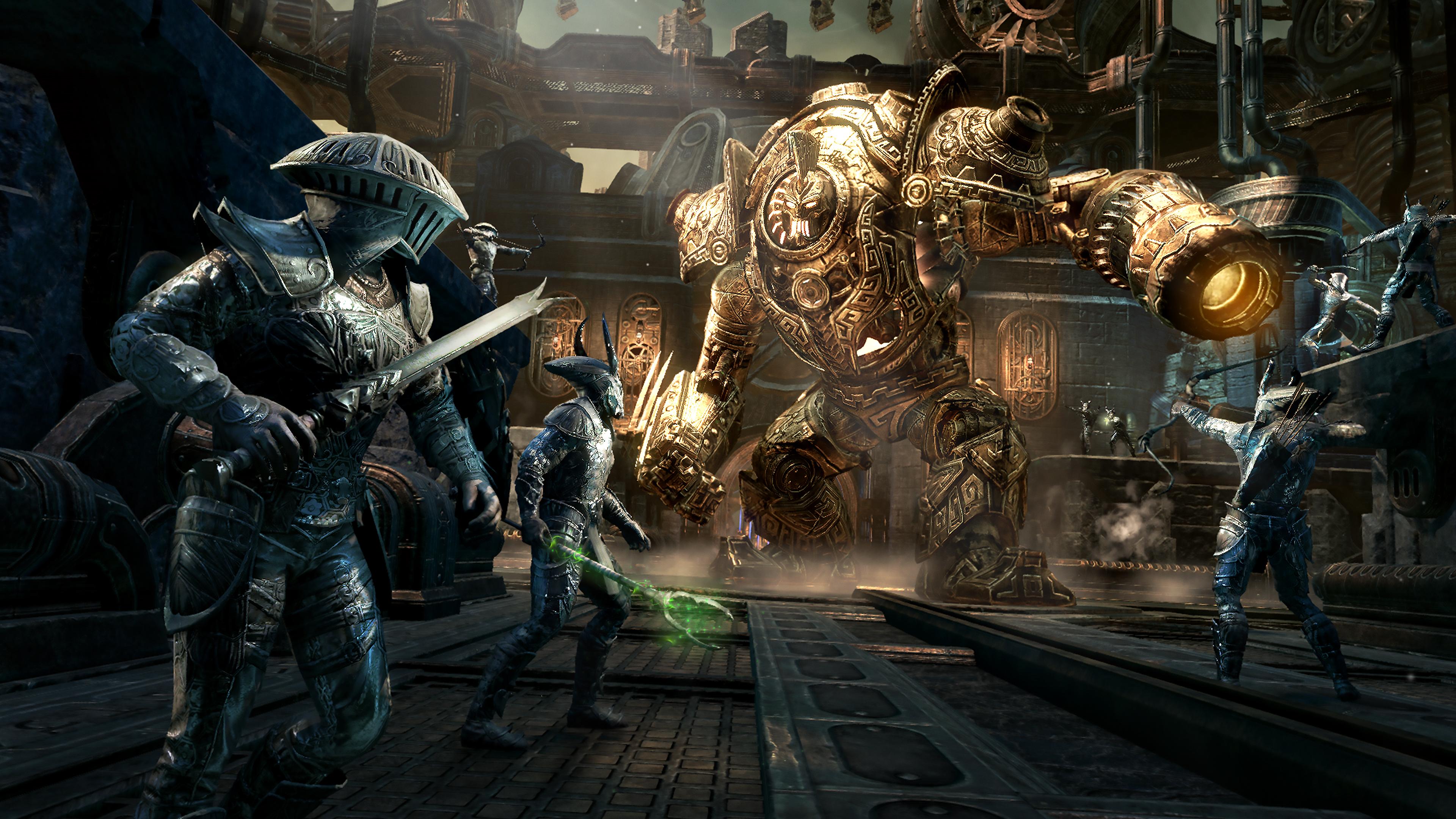 Скриншот №2 к The Elder Scrolls Online