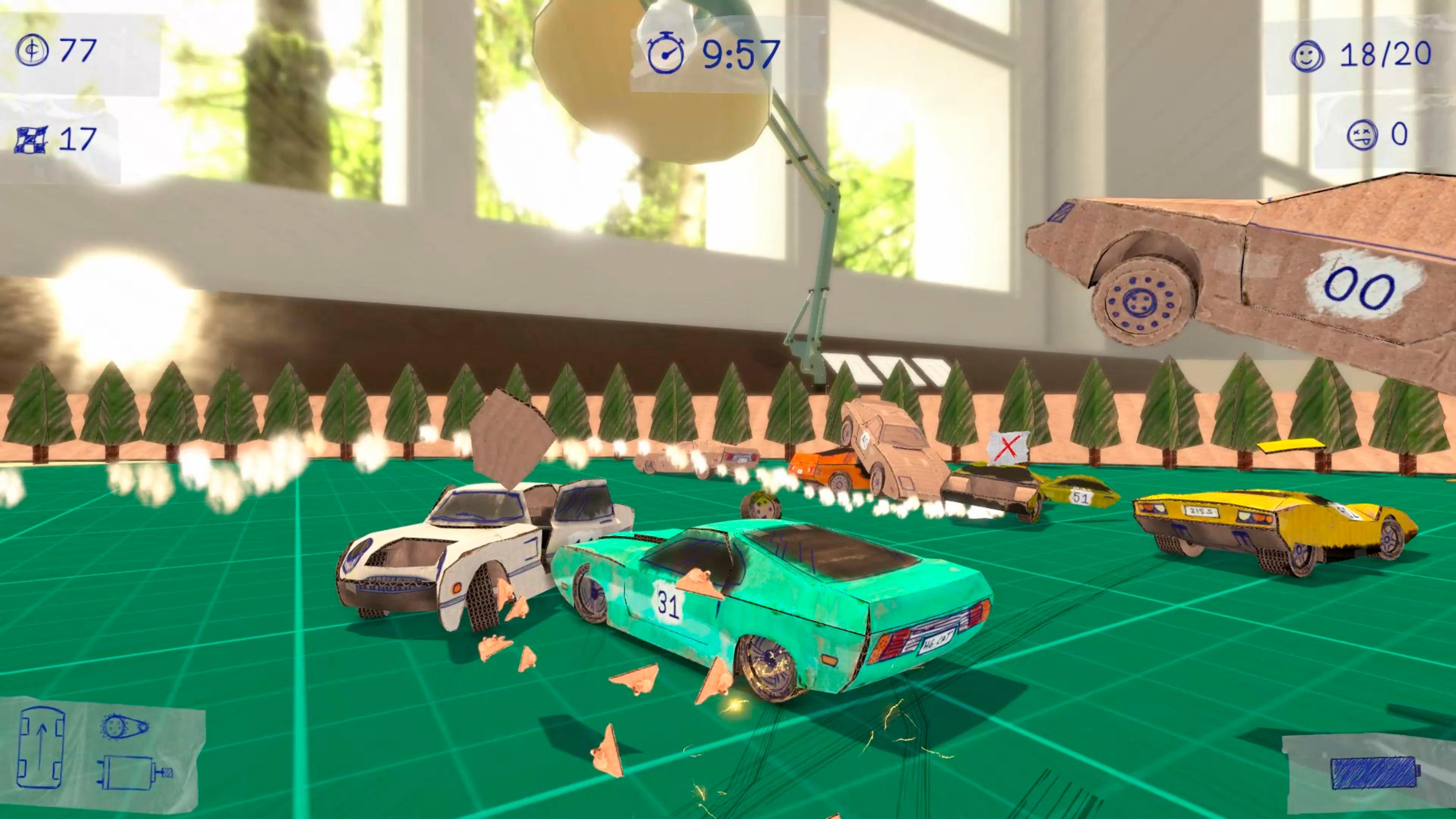 Скриншот №7 к Concept Destruction PS4 and PS5