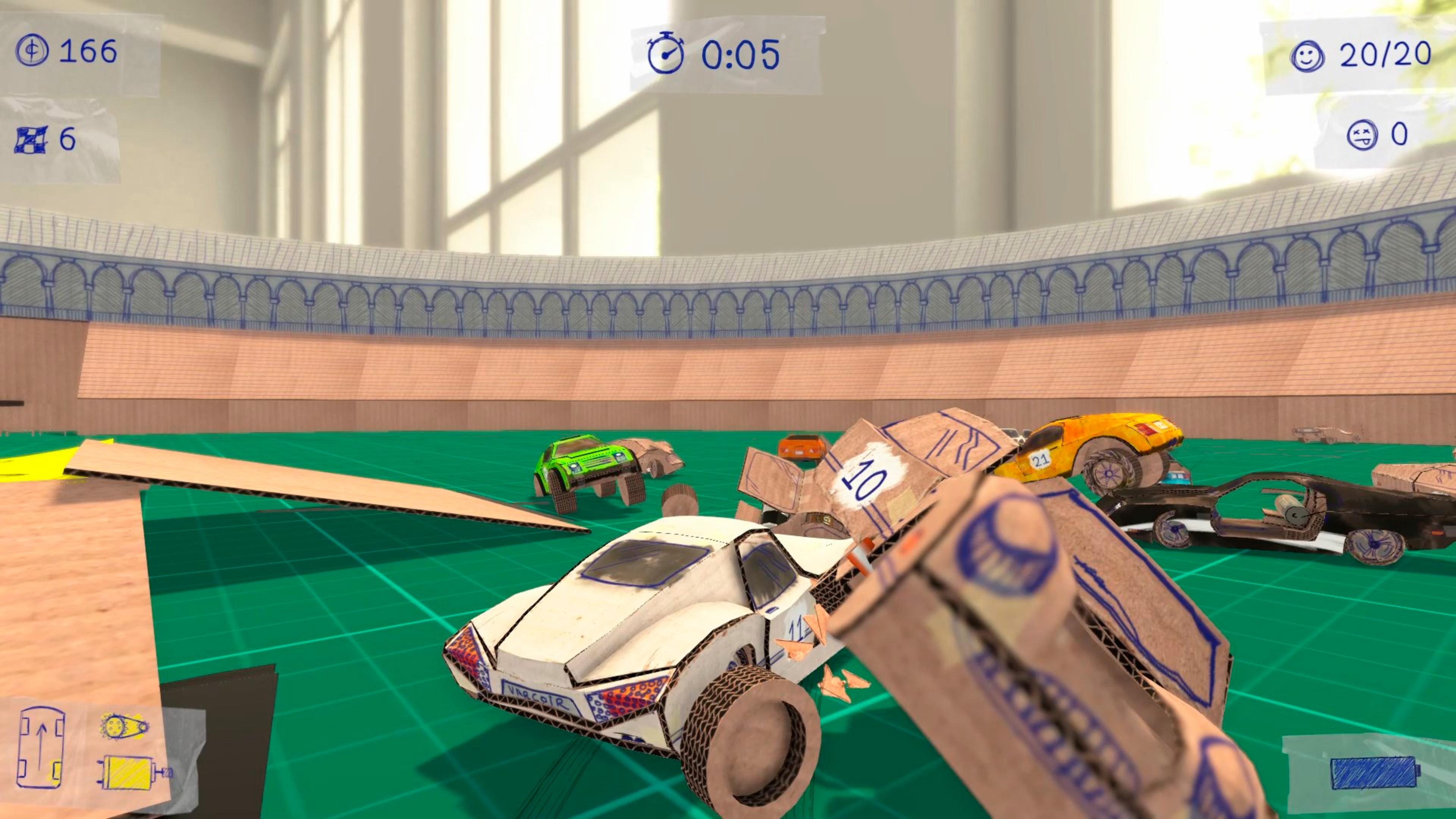 Скриншот №2 к Concept Destruction PS4 and PS5