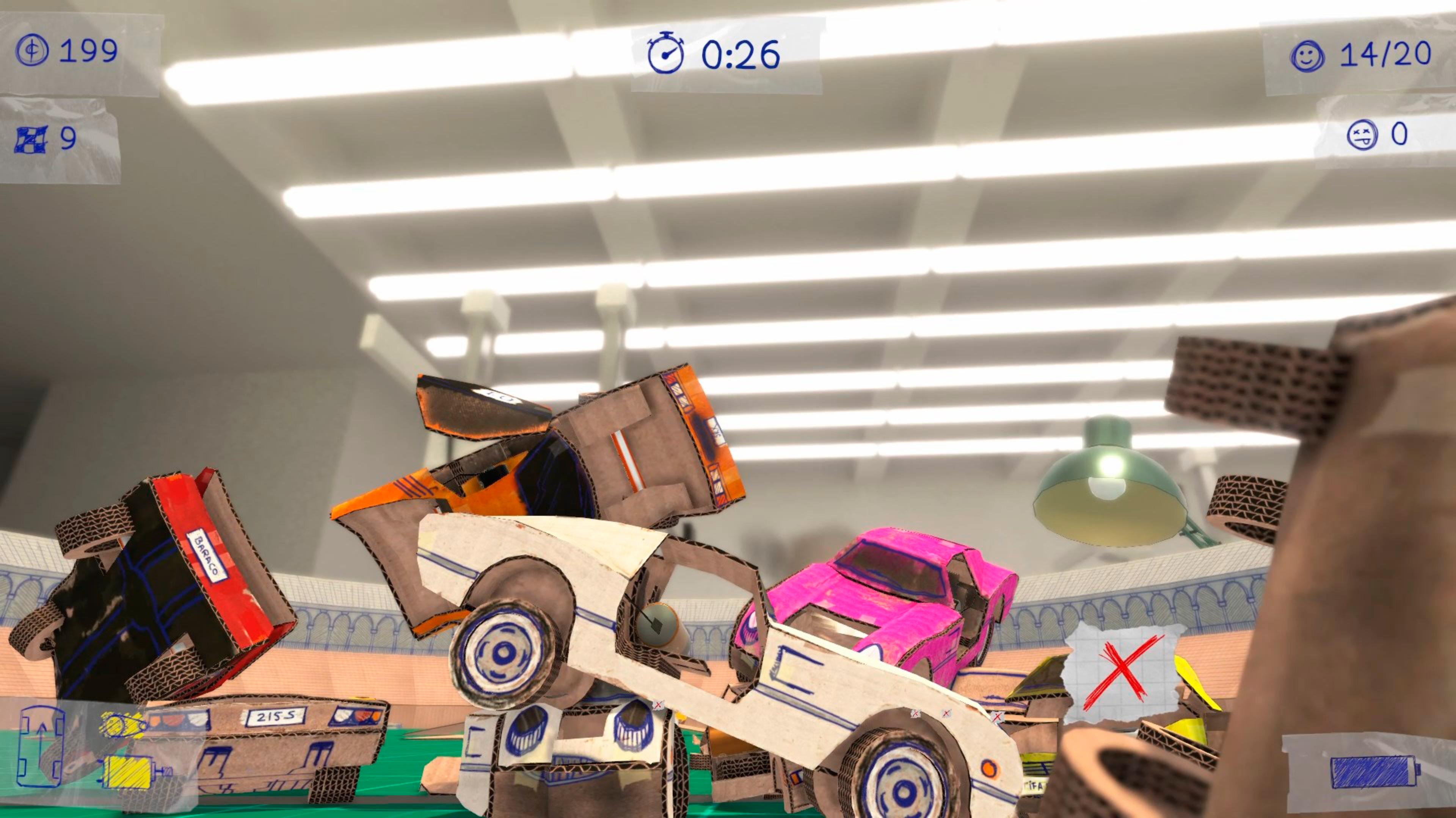 Скриншот №4 к Concept Destruction PS4 and PS5