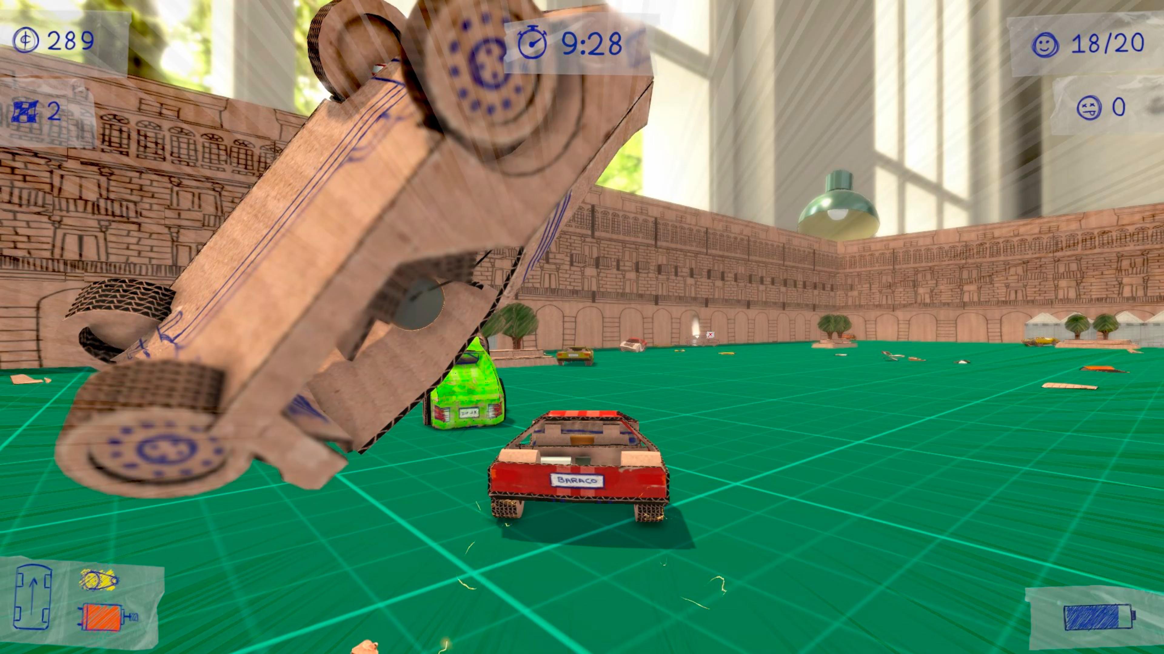 Скриншот №5 к Concept Destruction PS4 and PS5
