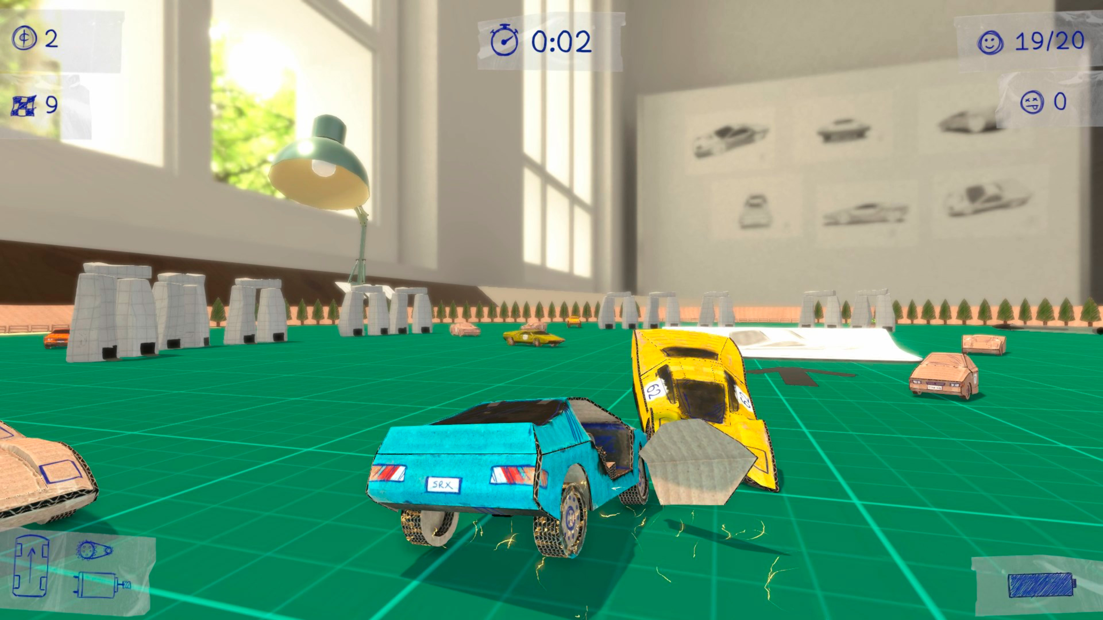 Скриншот №8 к Concept Destruction PS4 and PS5