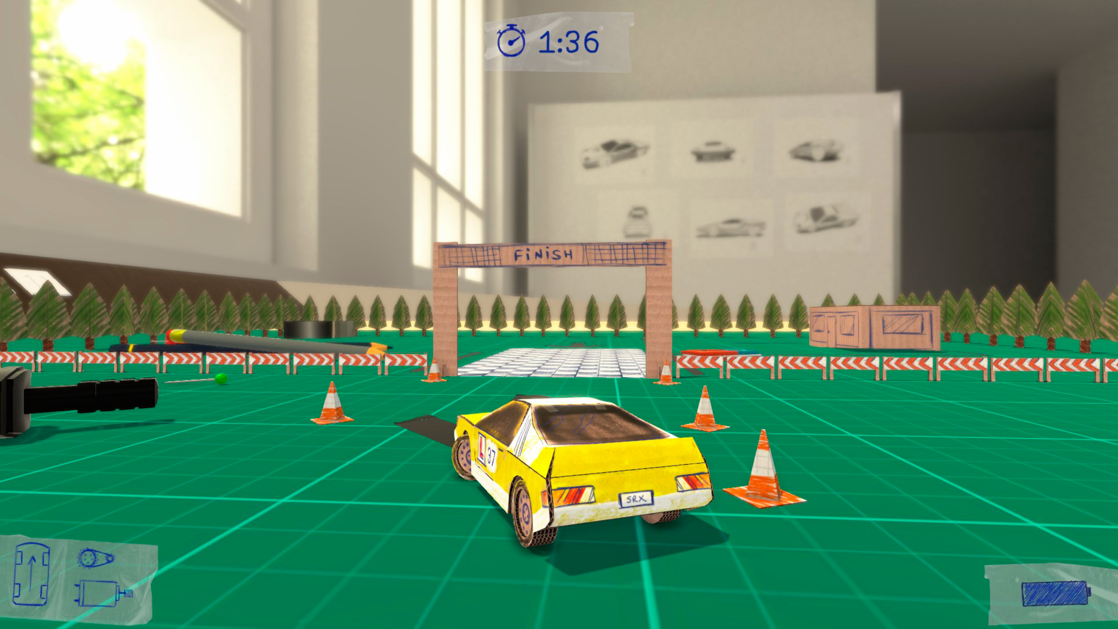 Скриншот №1 к Concept Destruction PS4 and PS5